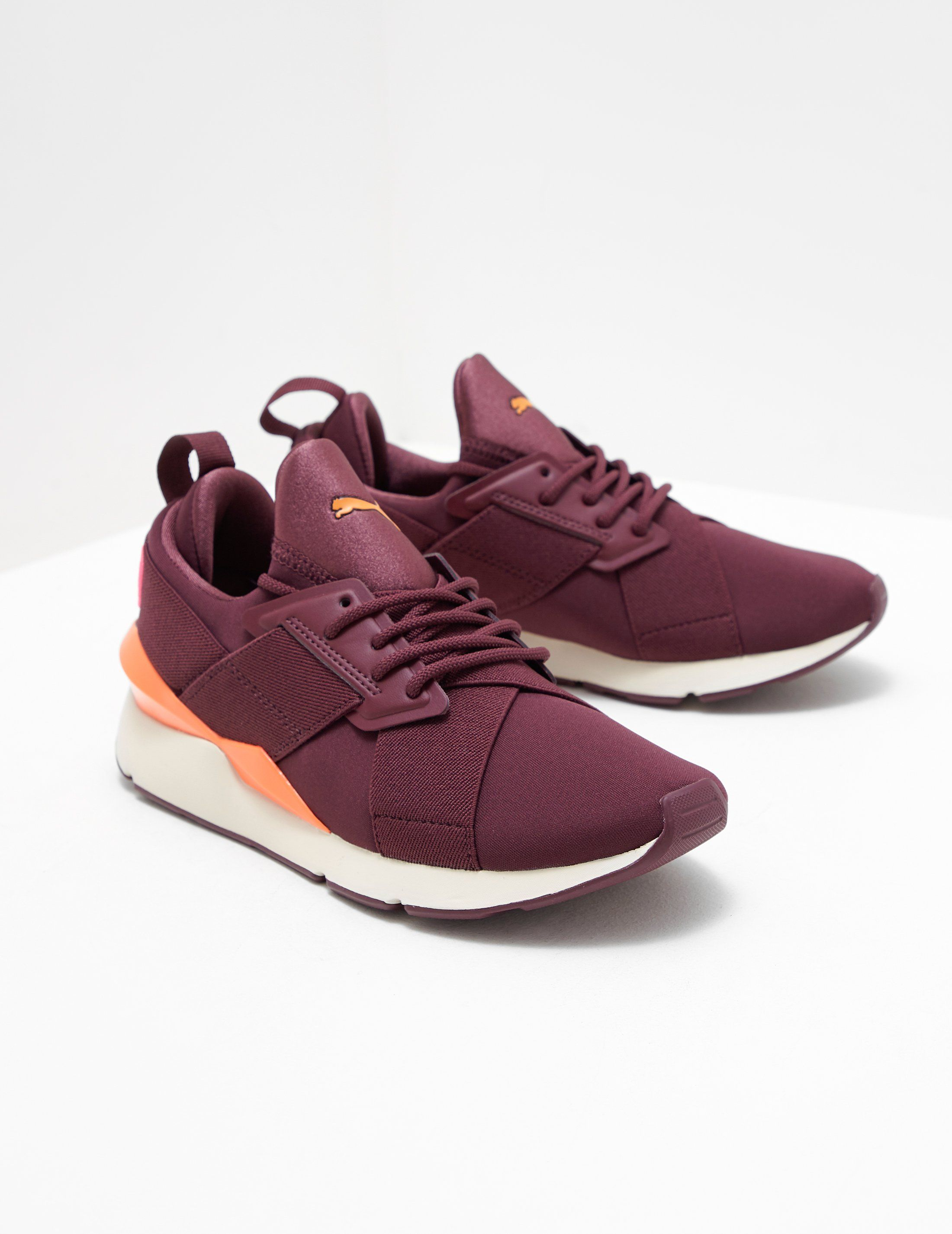 PUMA Muse Chase Trainers