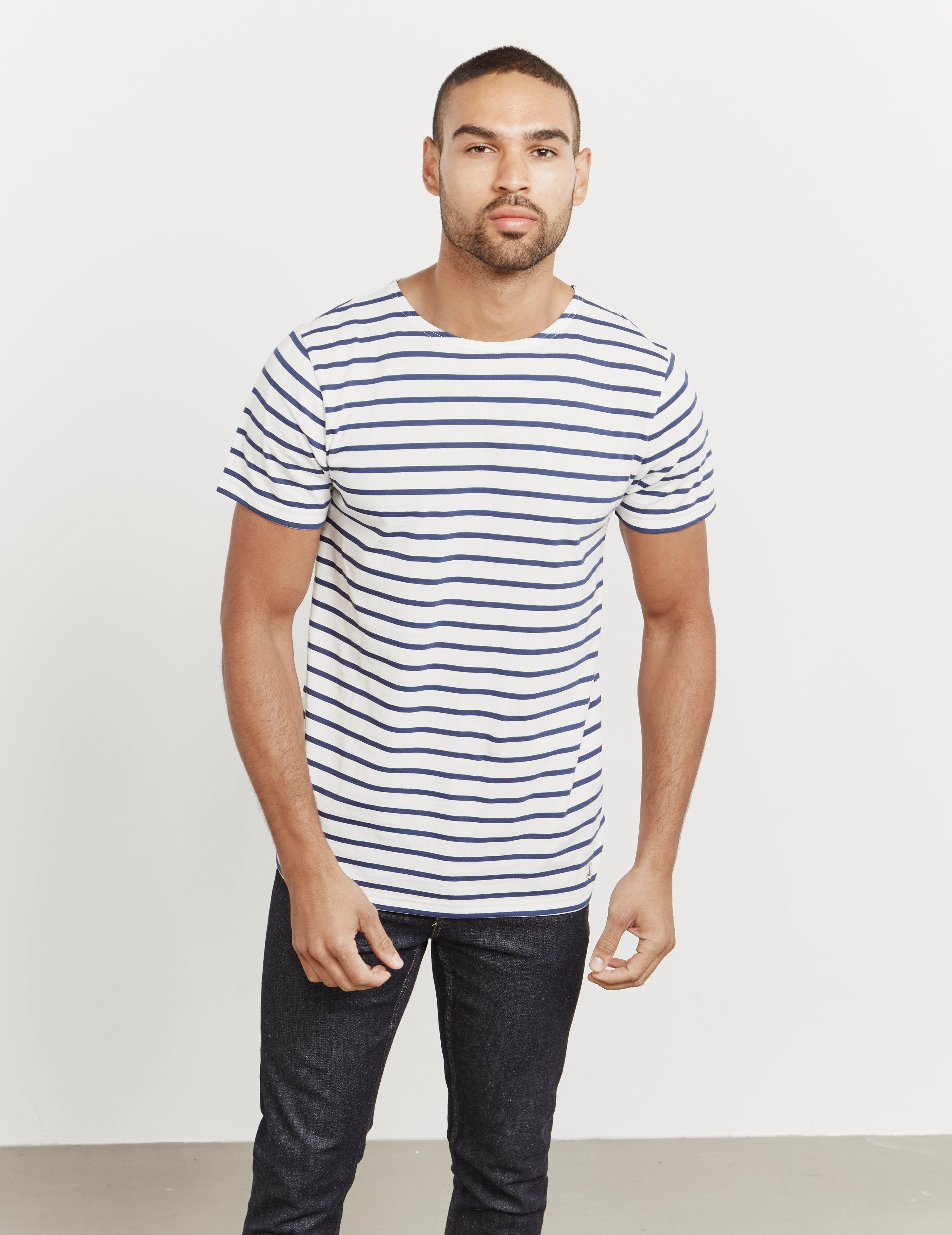 Armor Lux Sailor Short Sleeve T-Shirt