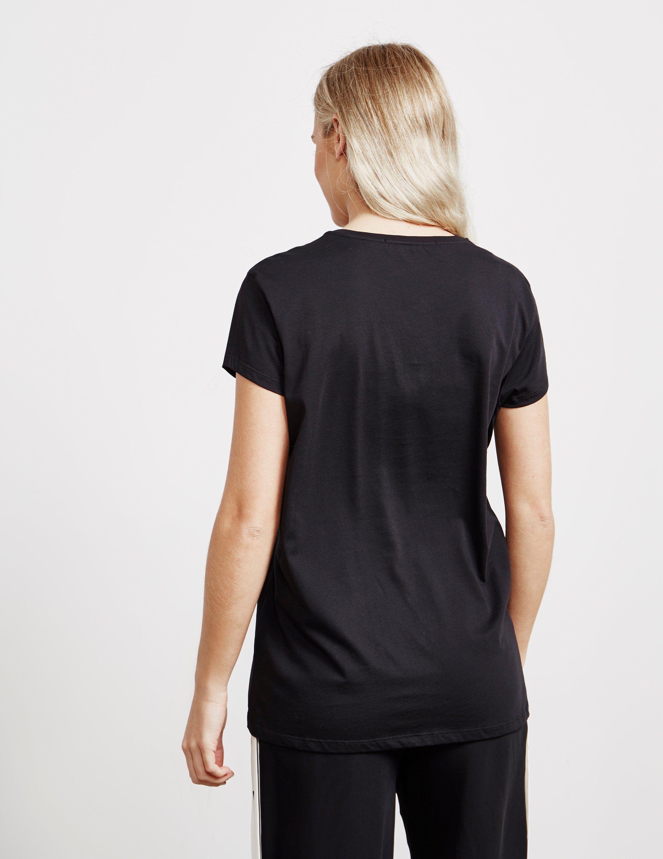 Karl Lagerfeld Address Short Sleeve T-Shirt