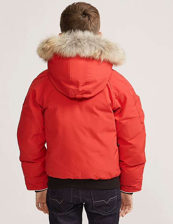 canada goose rundle bomber xl
