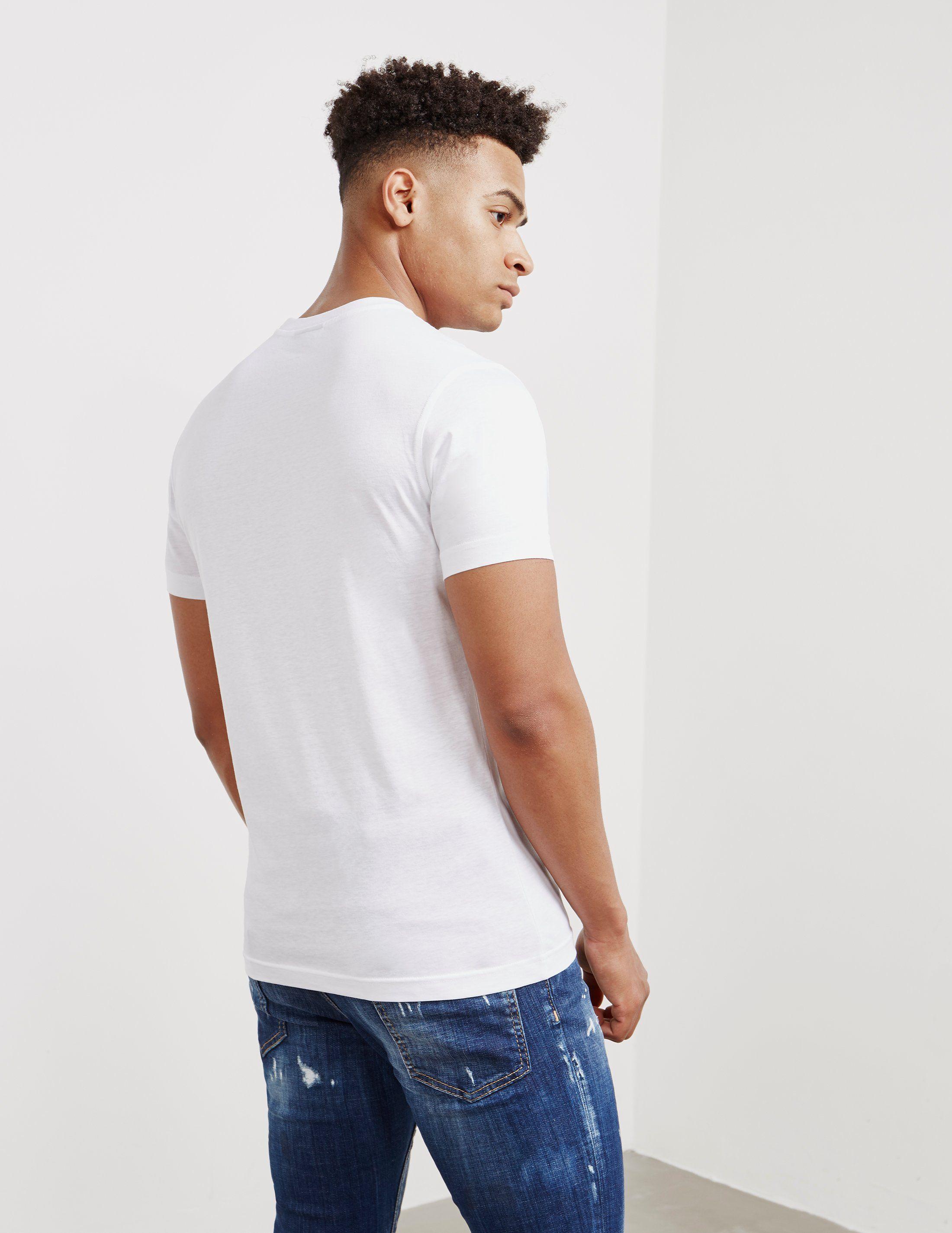 Dimoral Octopus Short Sleeve T-Shirt