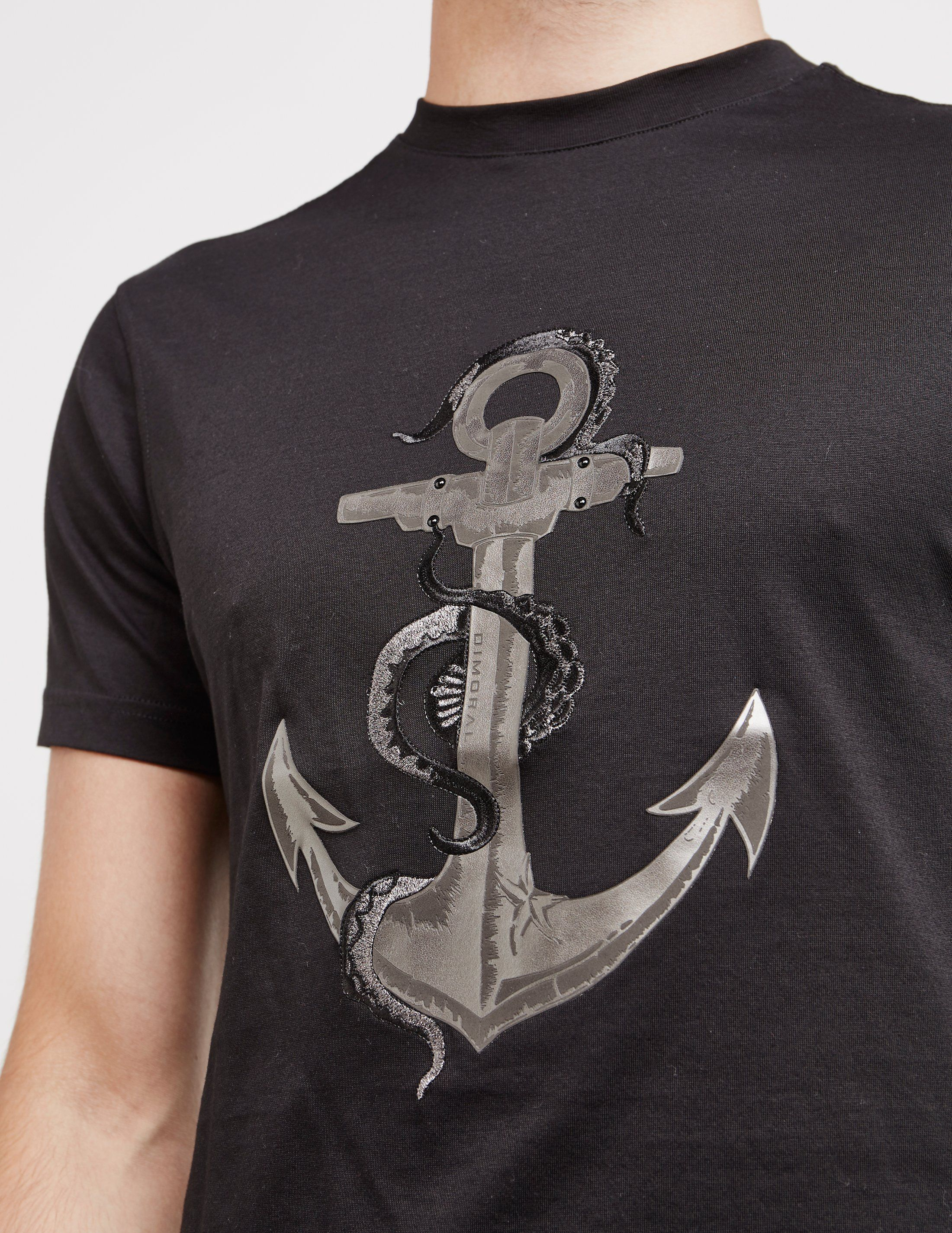 Dimoral Anchor Short Sleeve T-Shirt