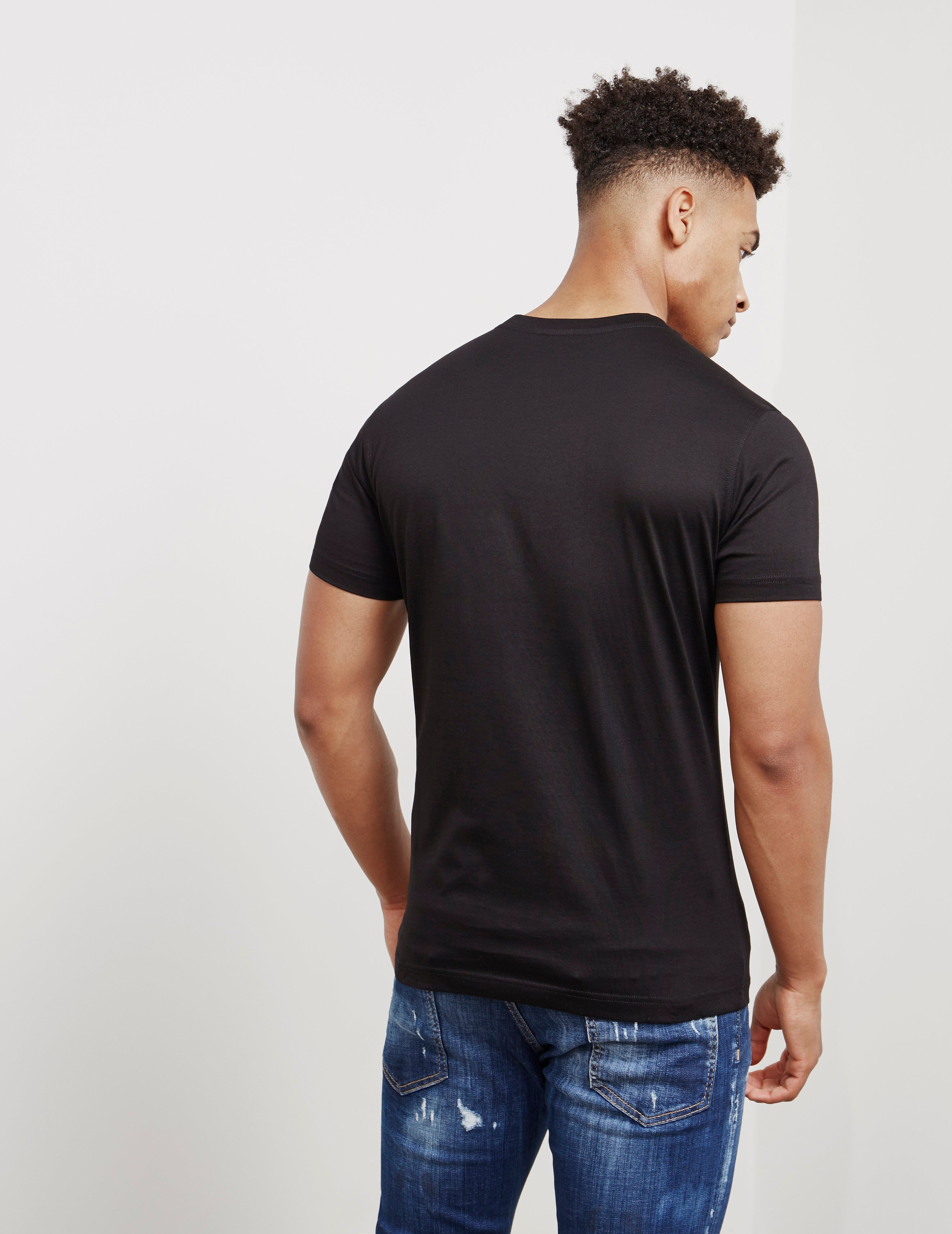 Dimoral Turtle Short Sleeve T-Shirt