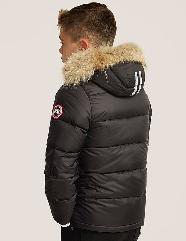 canada goose jacket junior