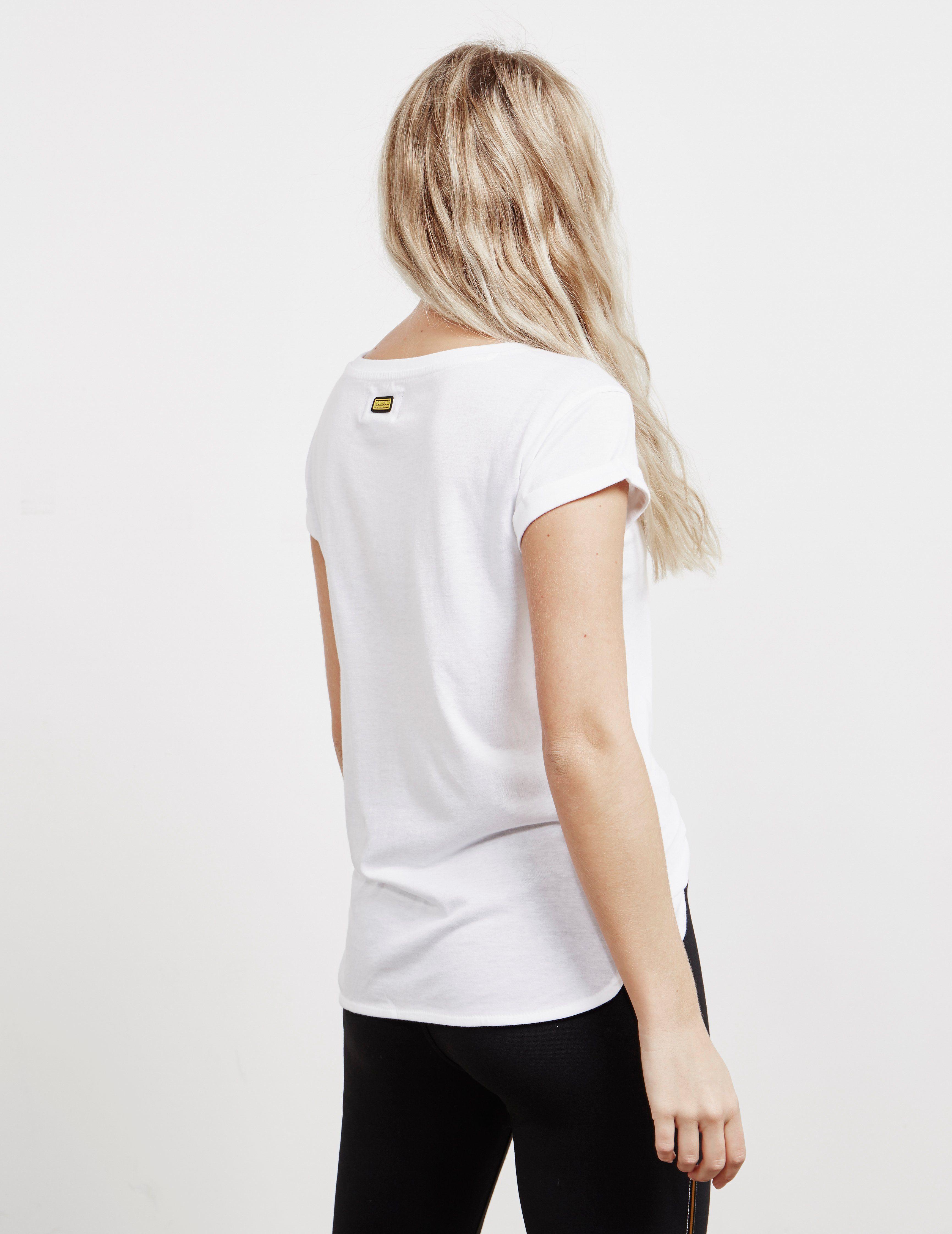 Barbour International Court Short Sleeve T-Shirt