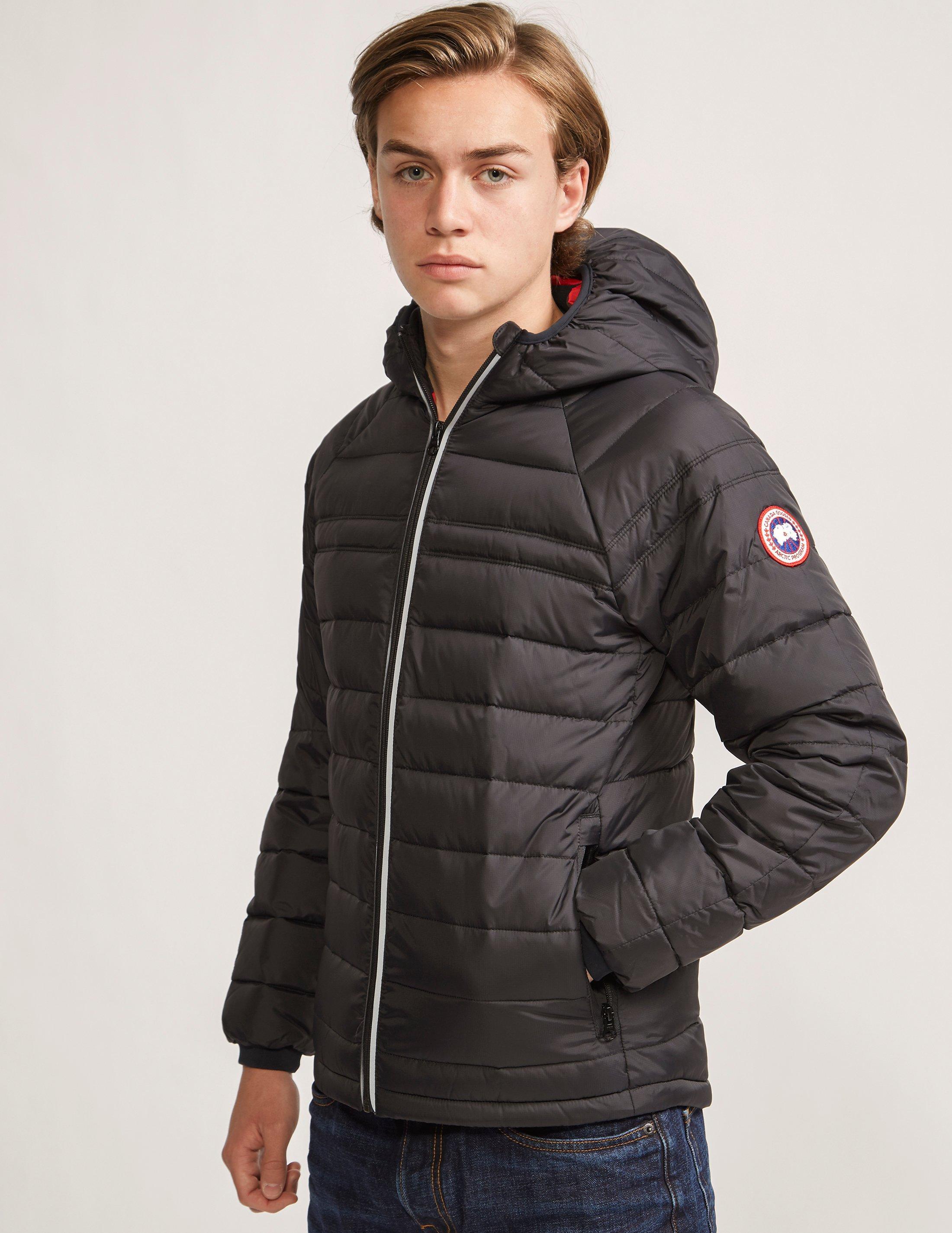 boys canada goose coat