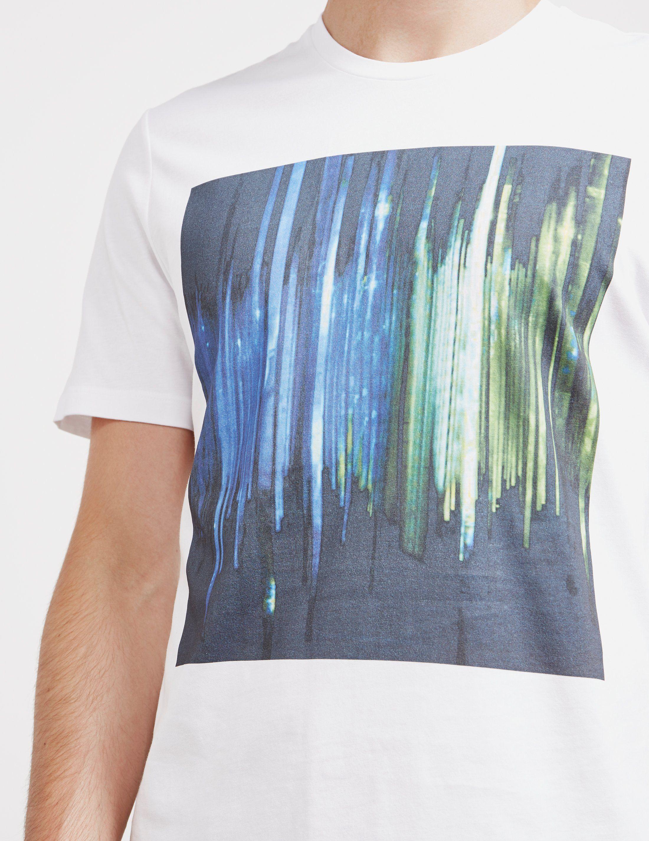 Pal Zileri Flashbox Short Sleeve T-Shirt