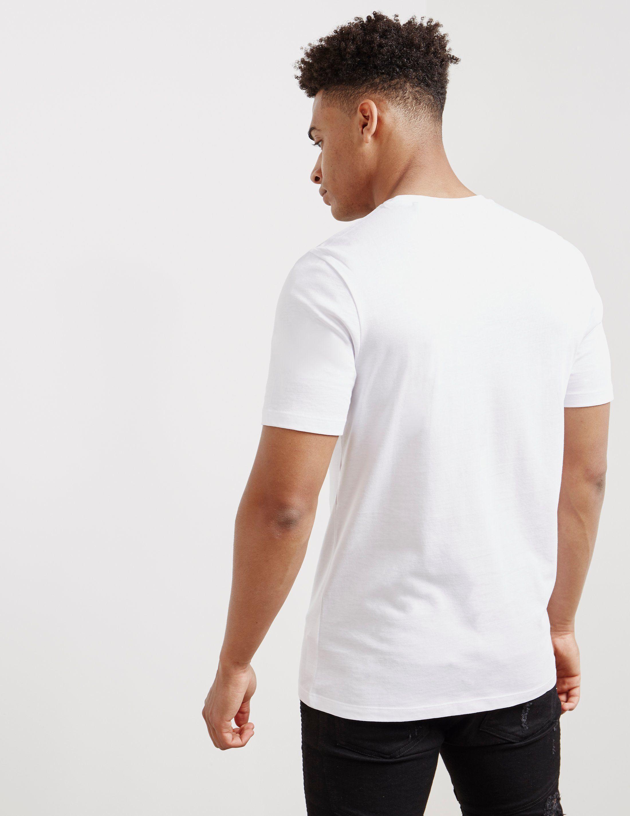 Pal Zileri Tree Box Short Sleeve T-Shirt
