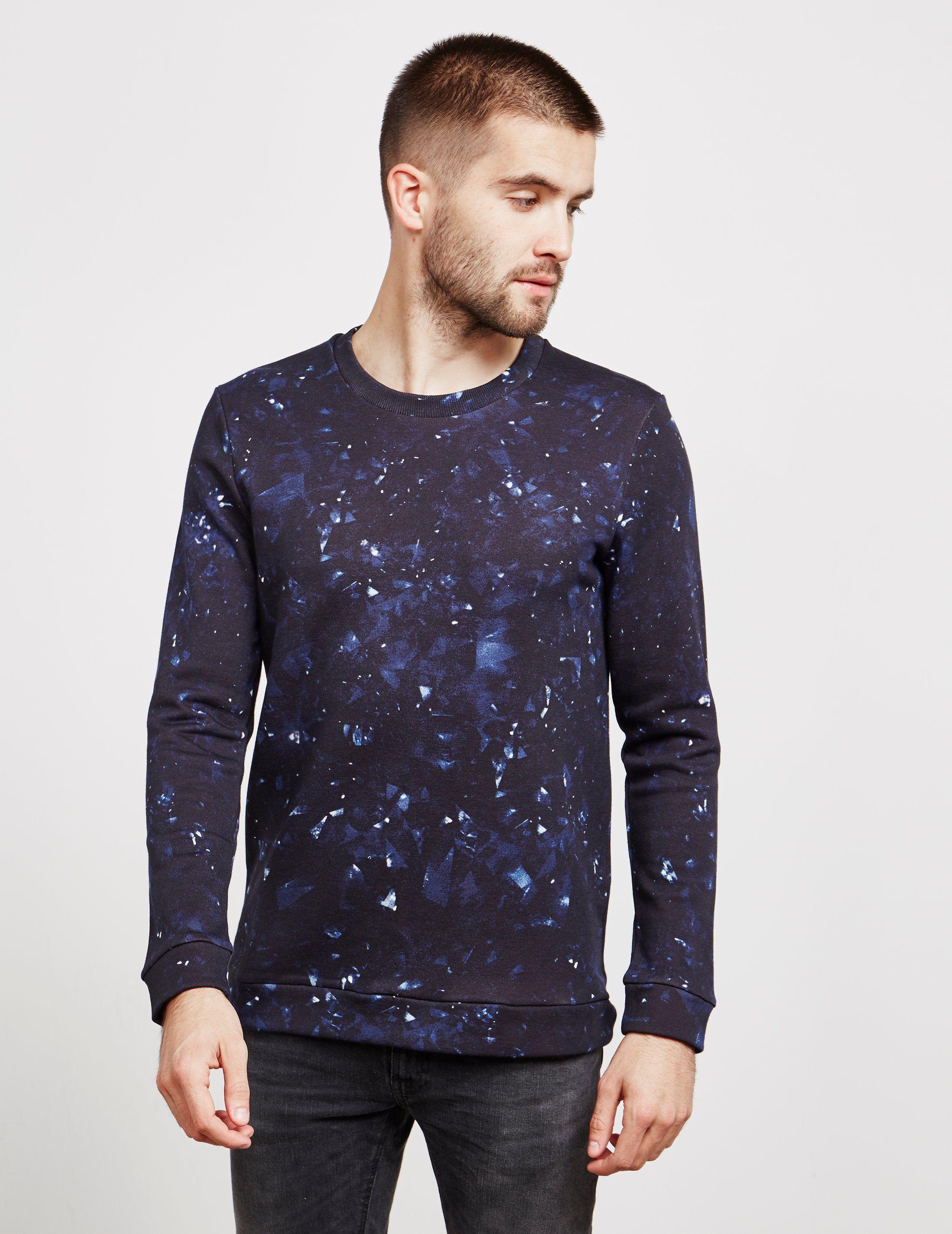 Pal Zileri Geometric Sweatshirt