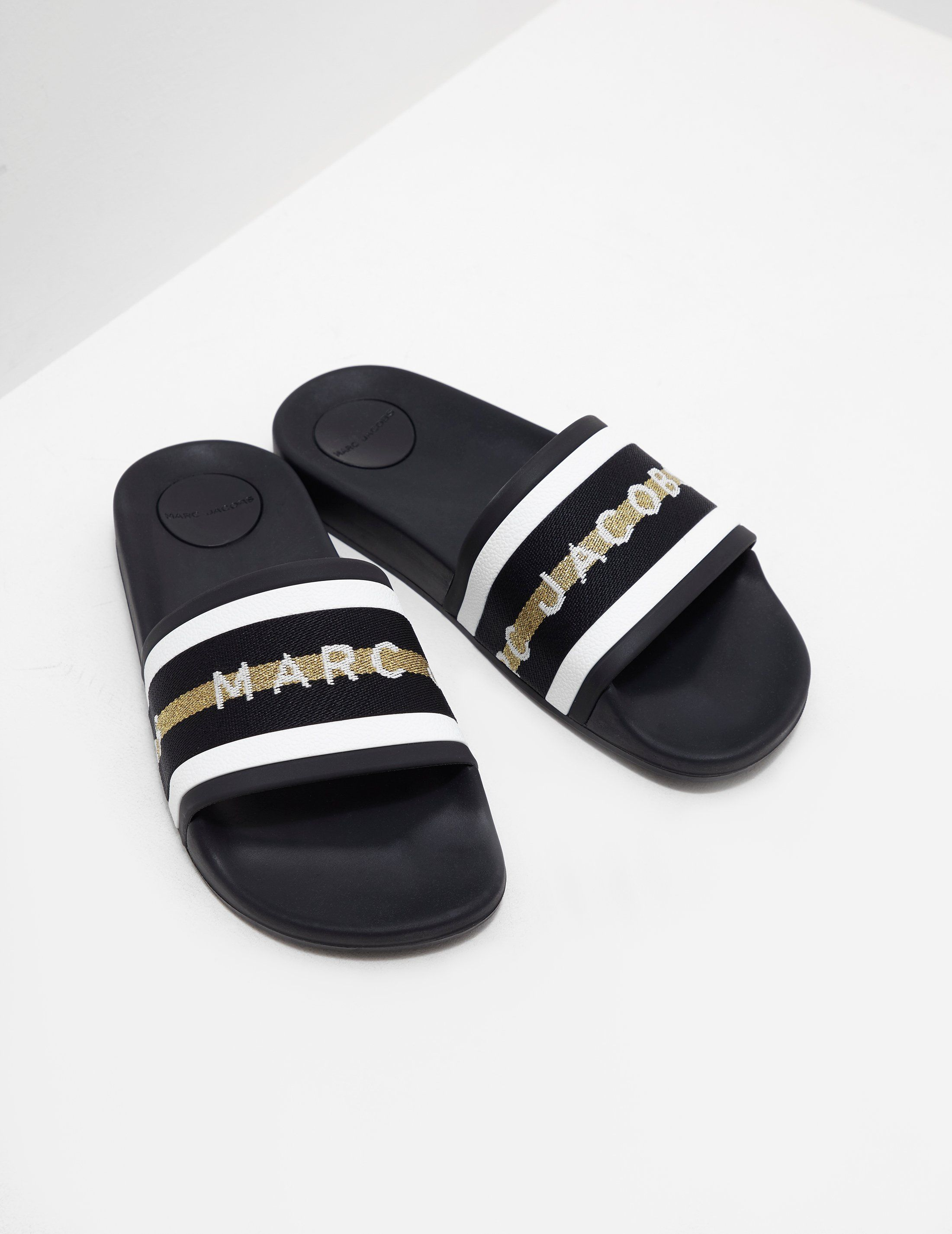 Marc Jacobs Cooper Slides