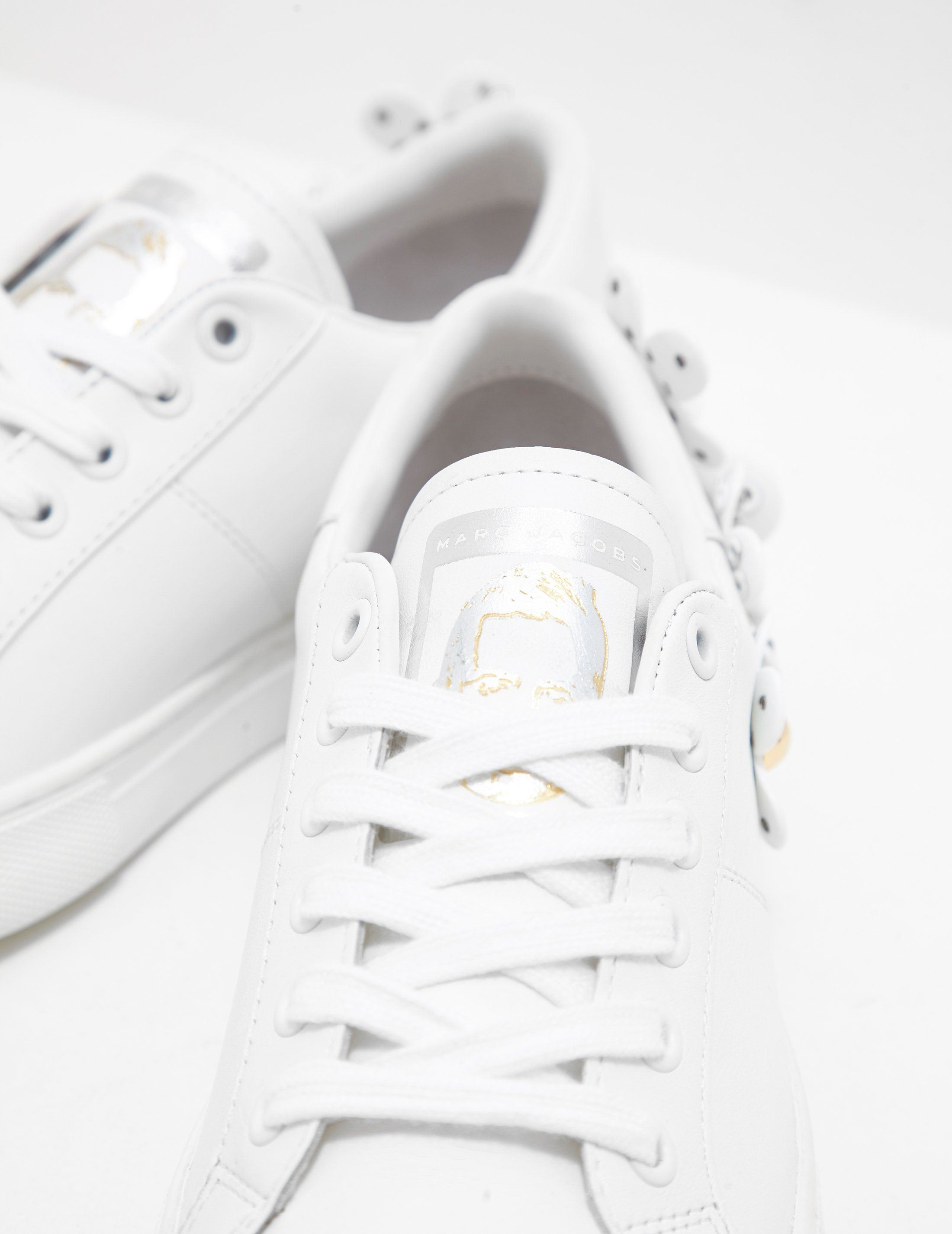 Marc Jacobs Daisy Stud Trainers - Online Exclusive