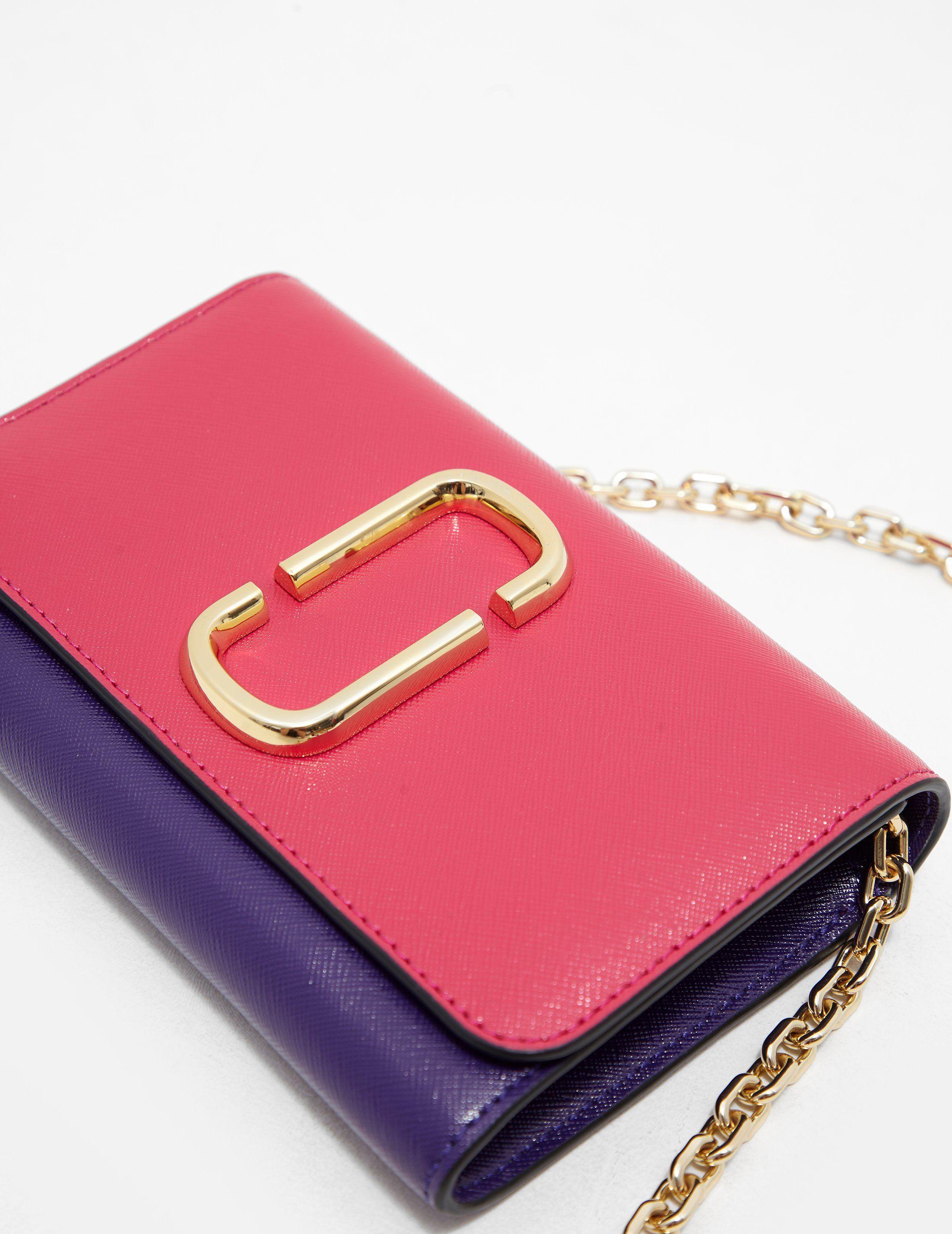 Marc Jacobs Snapshot Chain Shoulder Bag