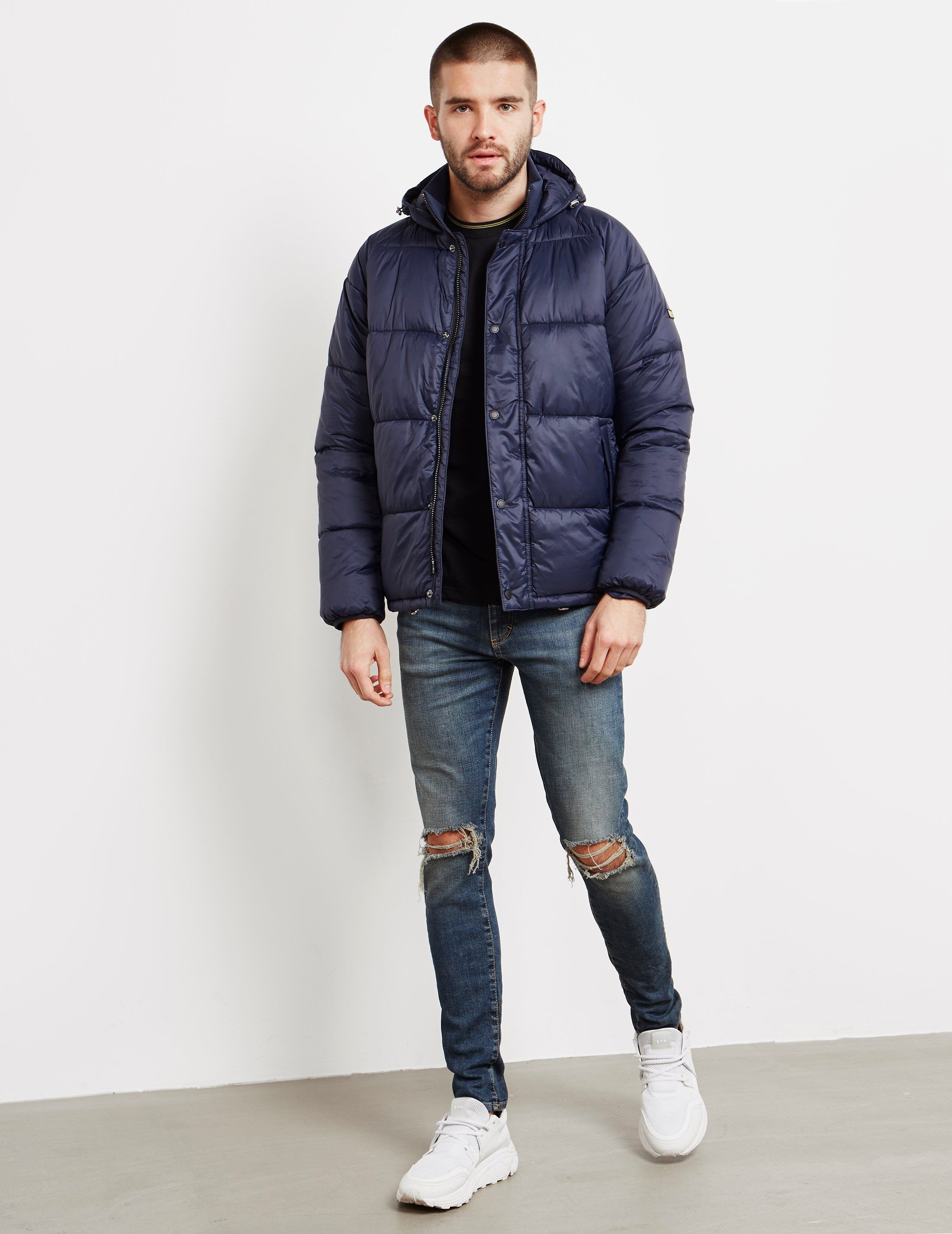 Barbour International Busa Down Padded Jacket