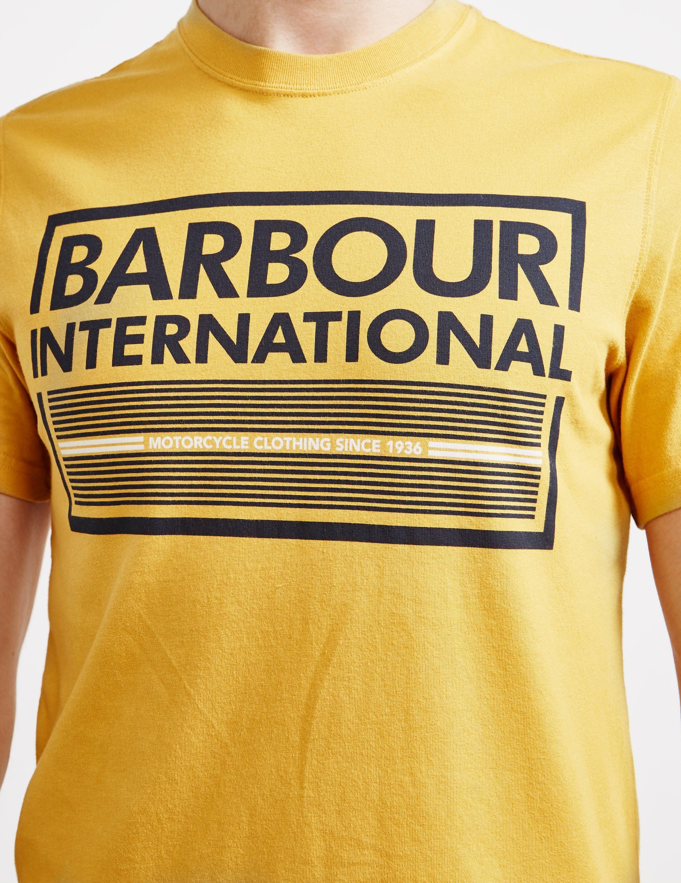Barbour International Grill Short Sleeve T-Shirt