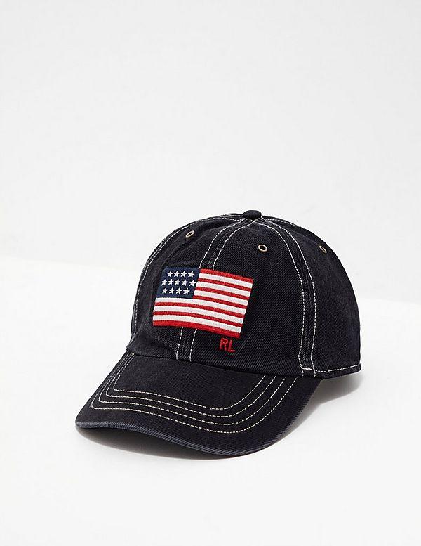 Polo Ralph Lauren Iconic Flag Cap  860f1058083