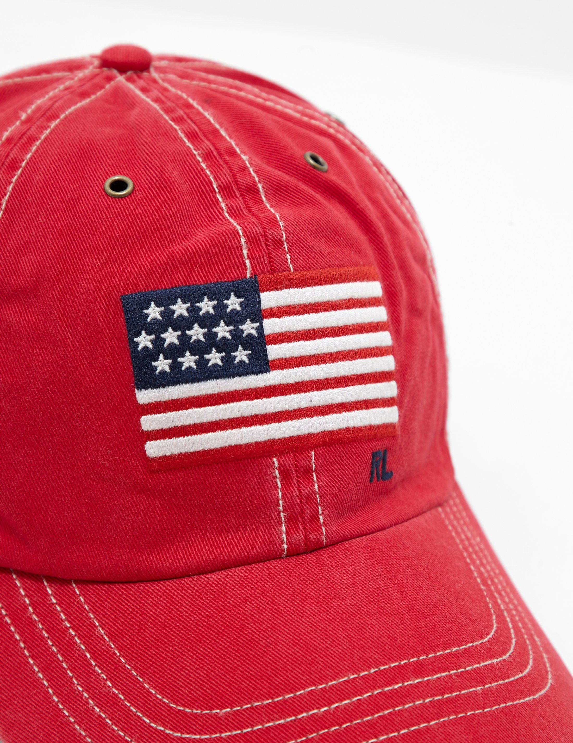 Polo Ralph Lauren Iconic Flag Cap
