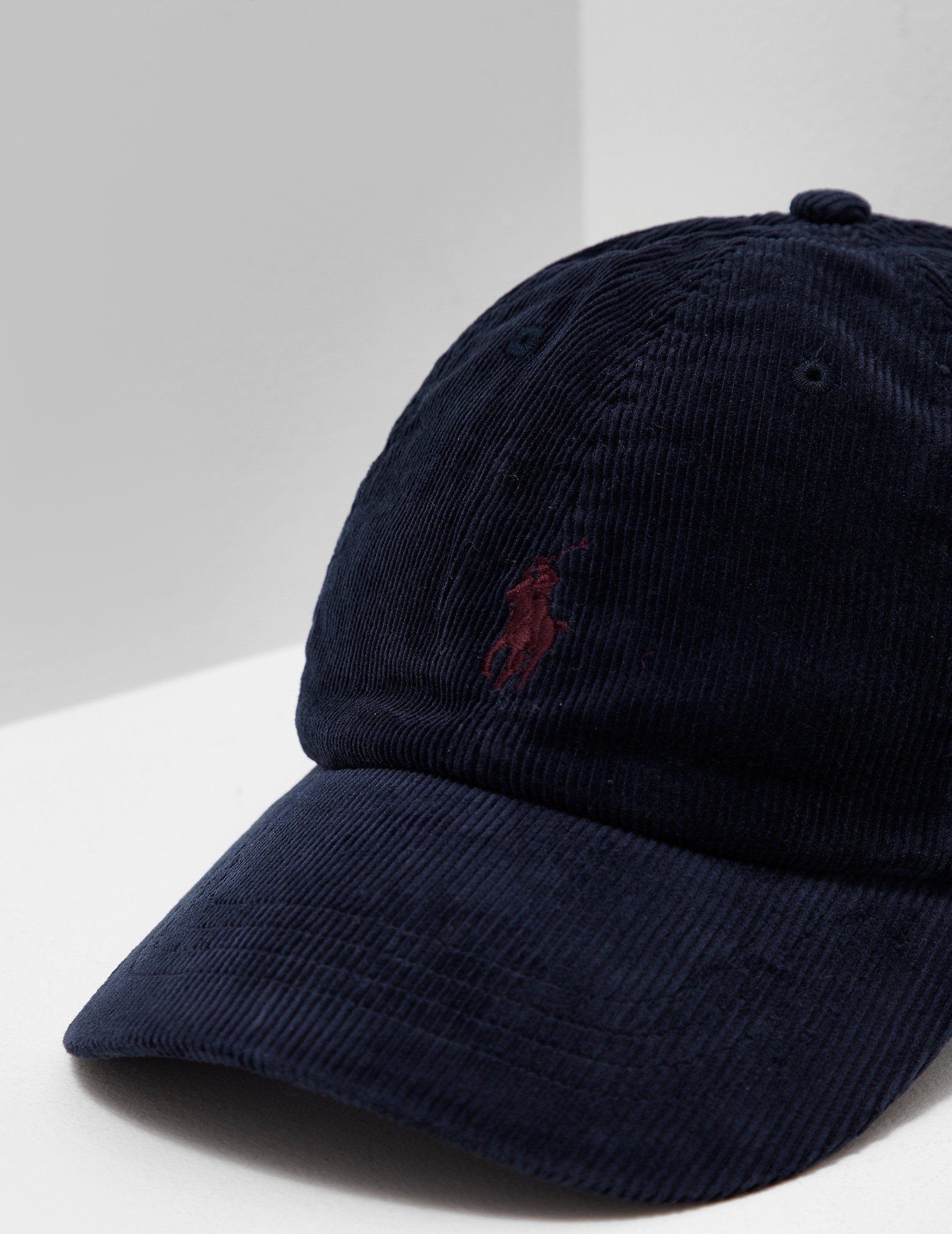 Polo Ralph Lauren Cord Cap
