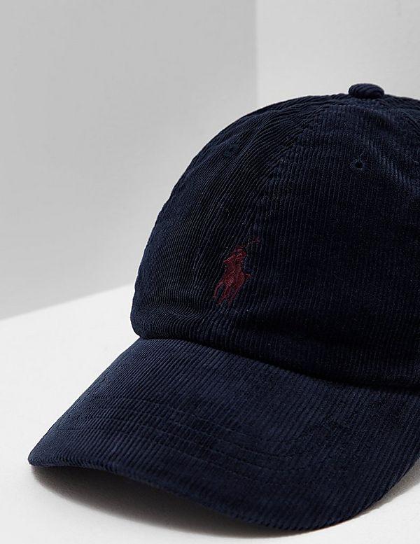 3cb115169bc Polo Ralph Lauren Cord Cap