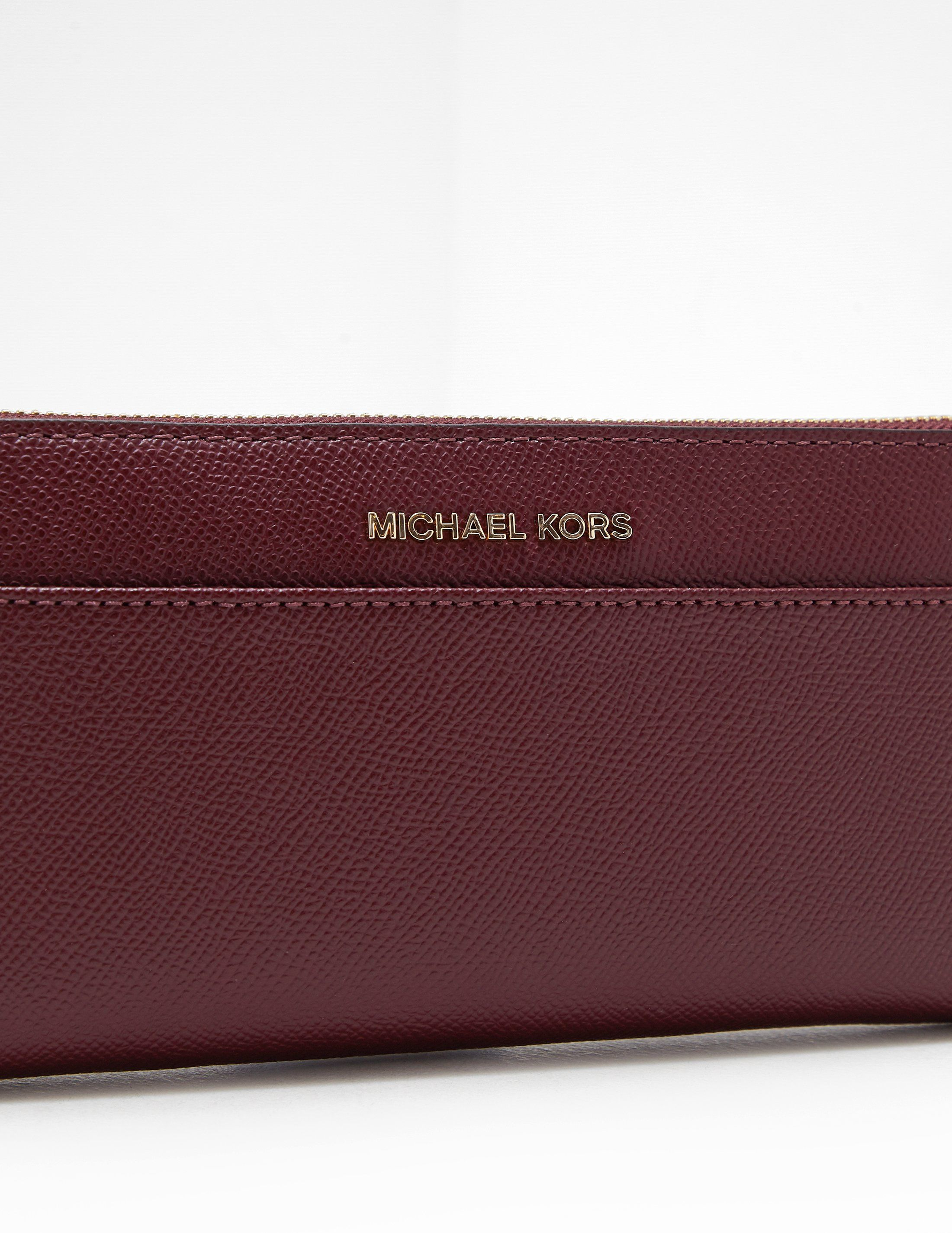 Michael Kors Zip Around Continental Purse