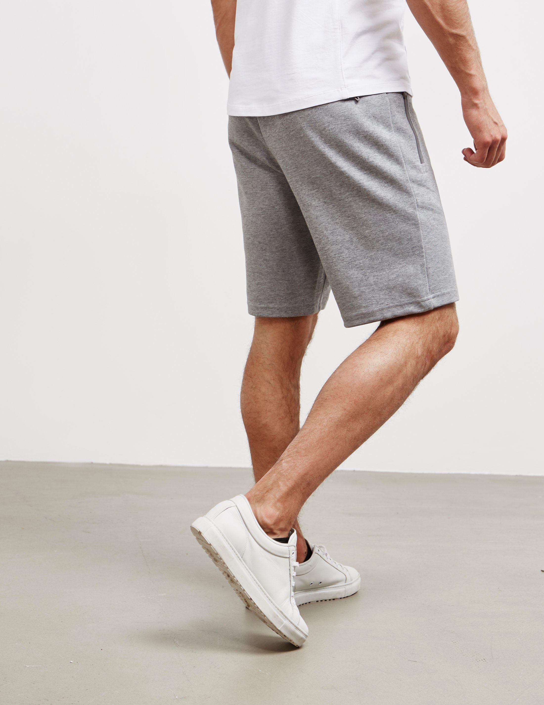 Armani Exchange Reflective Detail Shorts
