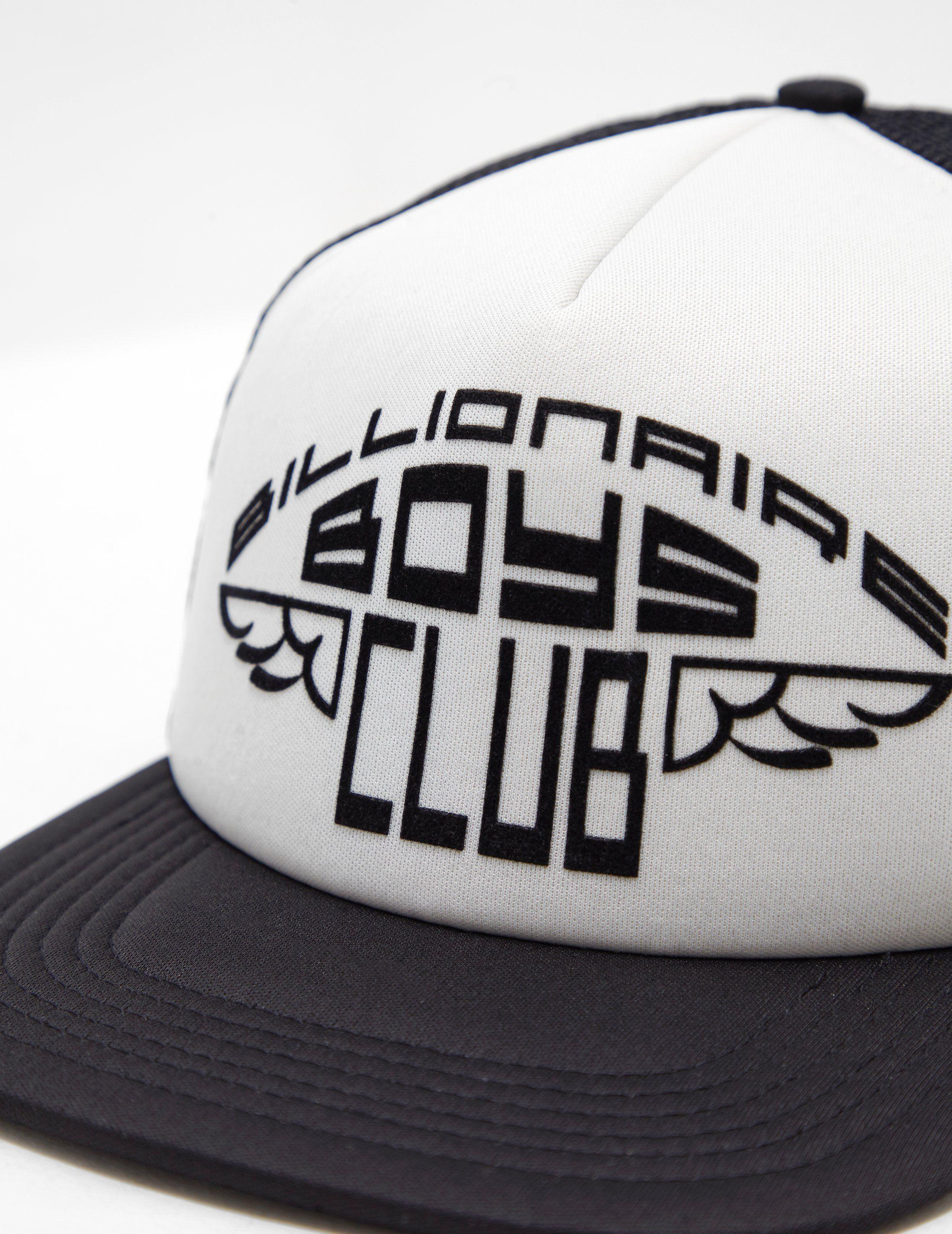 Billionaire Boys Club Wings Trucker Cap
