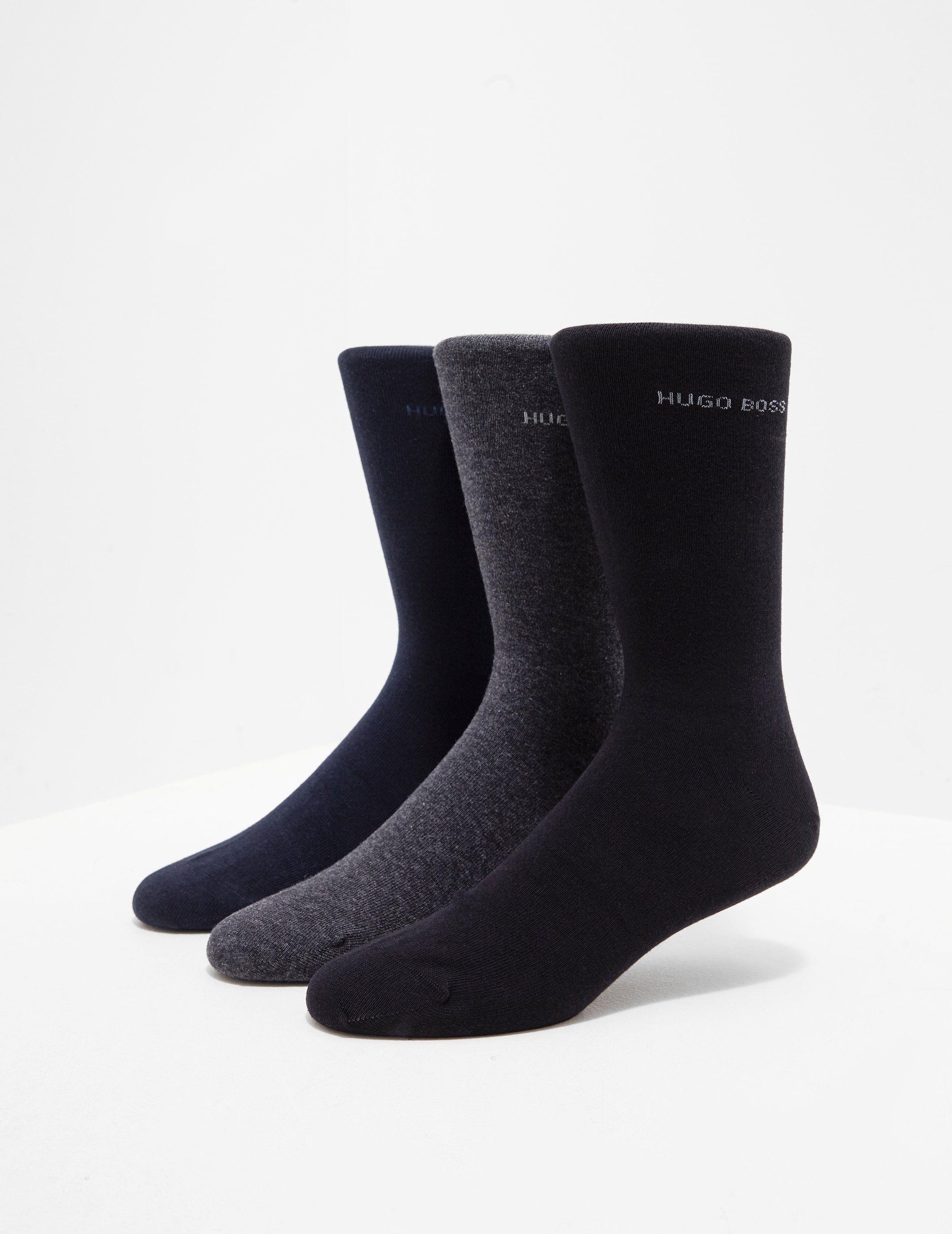 BOSS 3-Pack Socks
