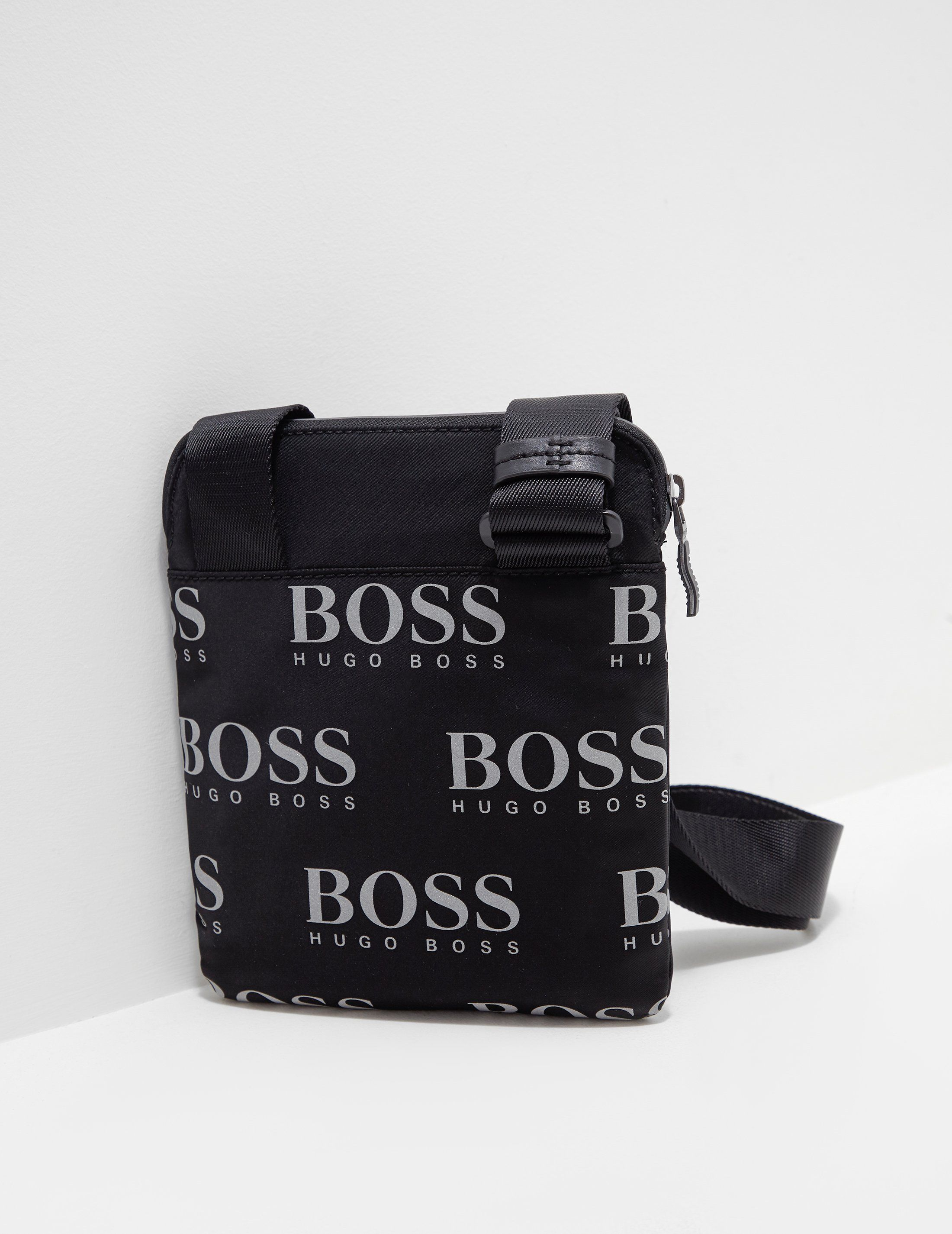 BOSS Iconic Print Small Item Bag