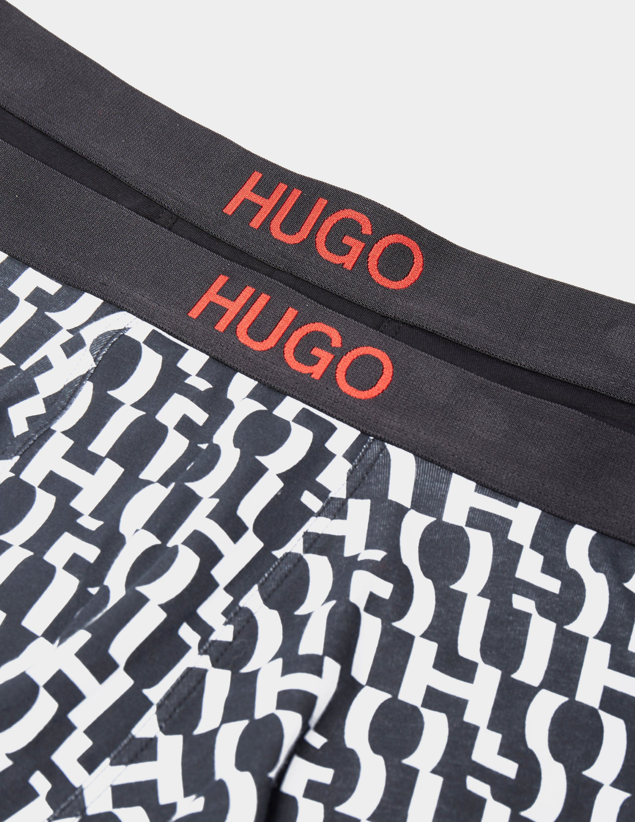 HUGO 2-Pack Print Boxer Shorts - Online Exclusive