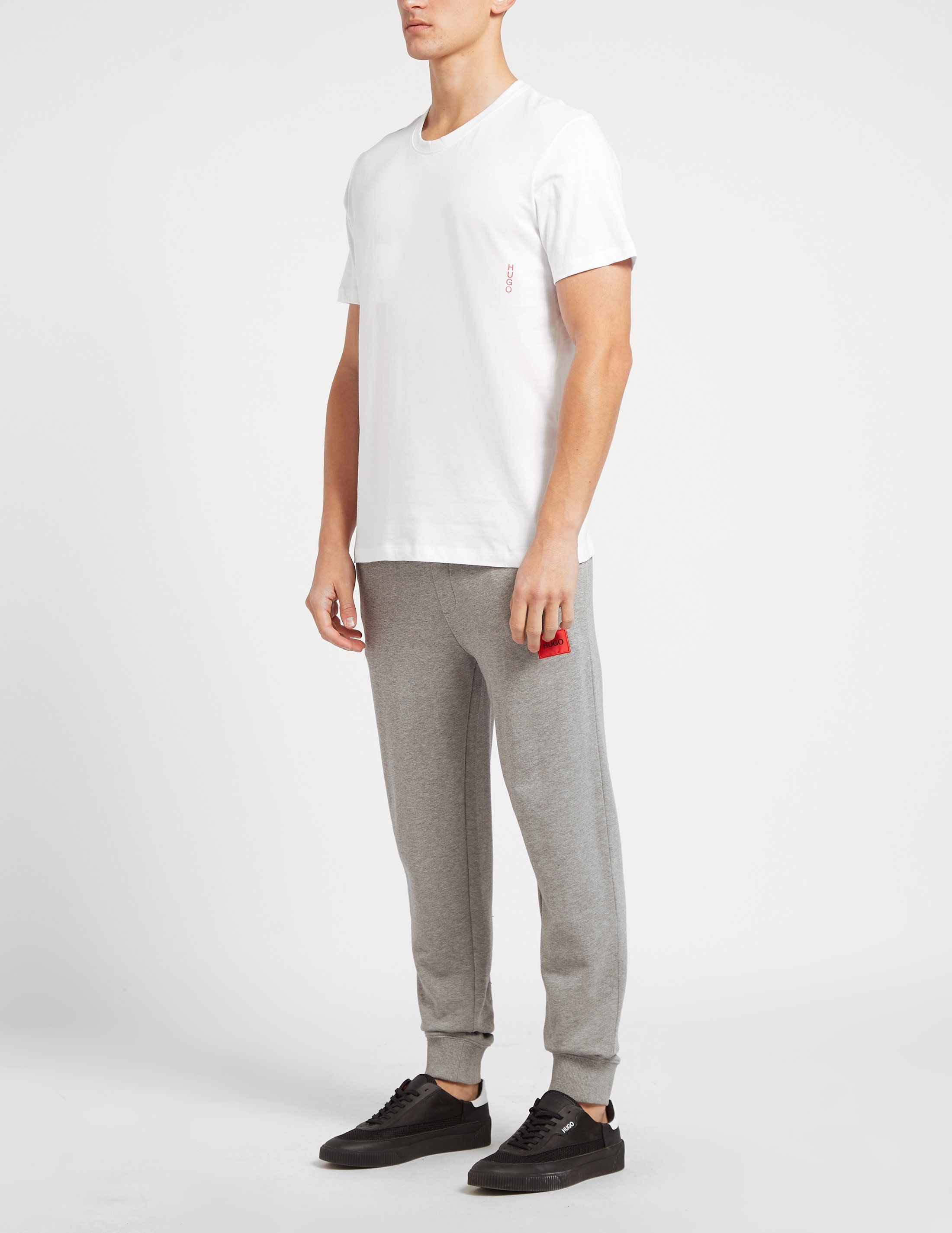 HUGO 2-Pack Short Sleeve T-Shirt