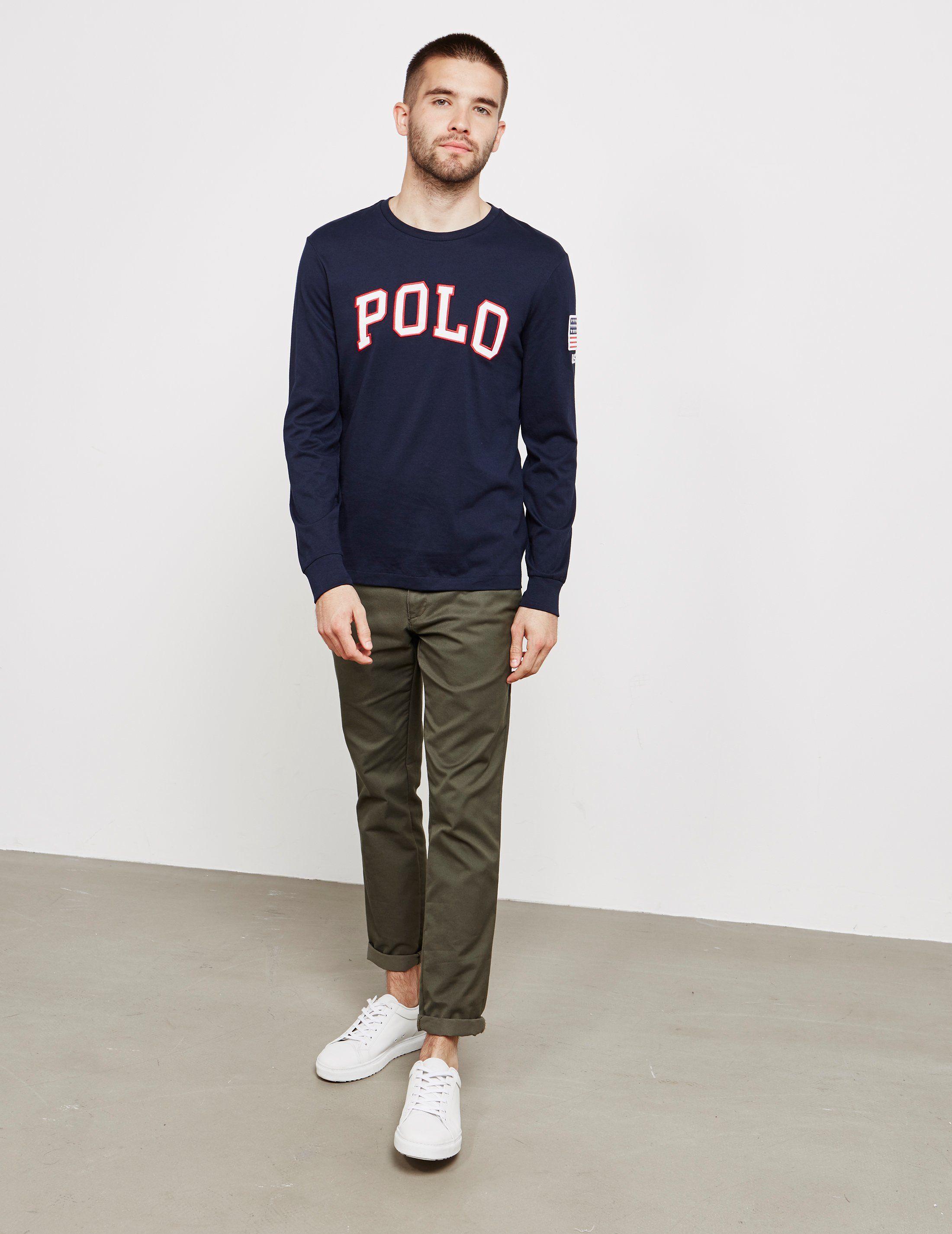 Polo Ralph Lauren Polo Long Sleeve T-Shirt