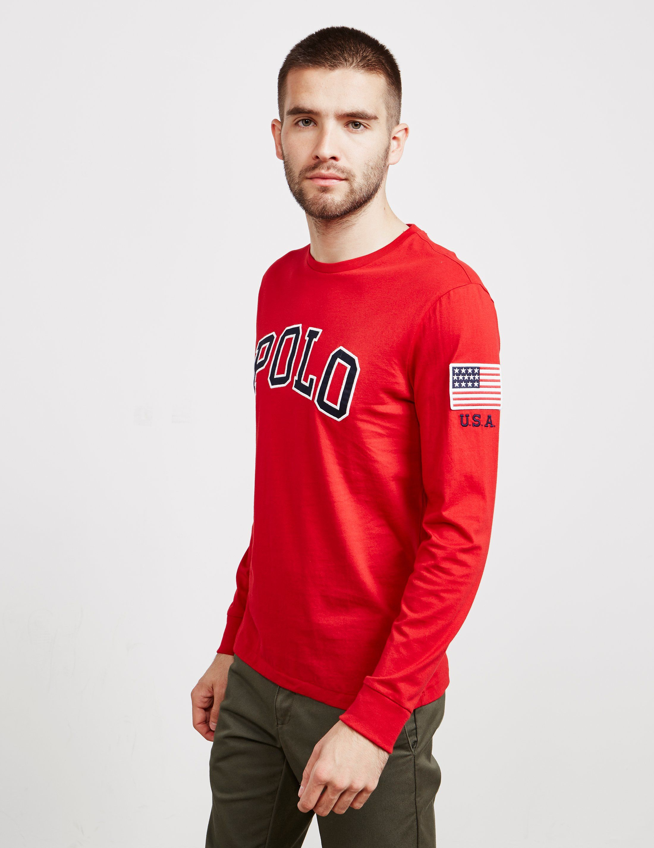 Polo Ralph Lauren Polo Long Sleeve T-Shirt