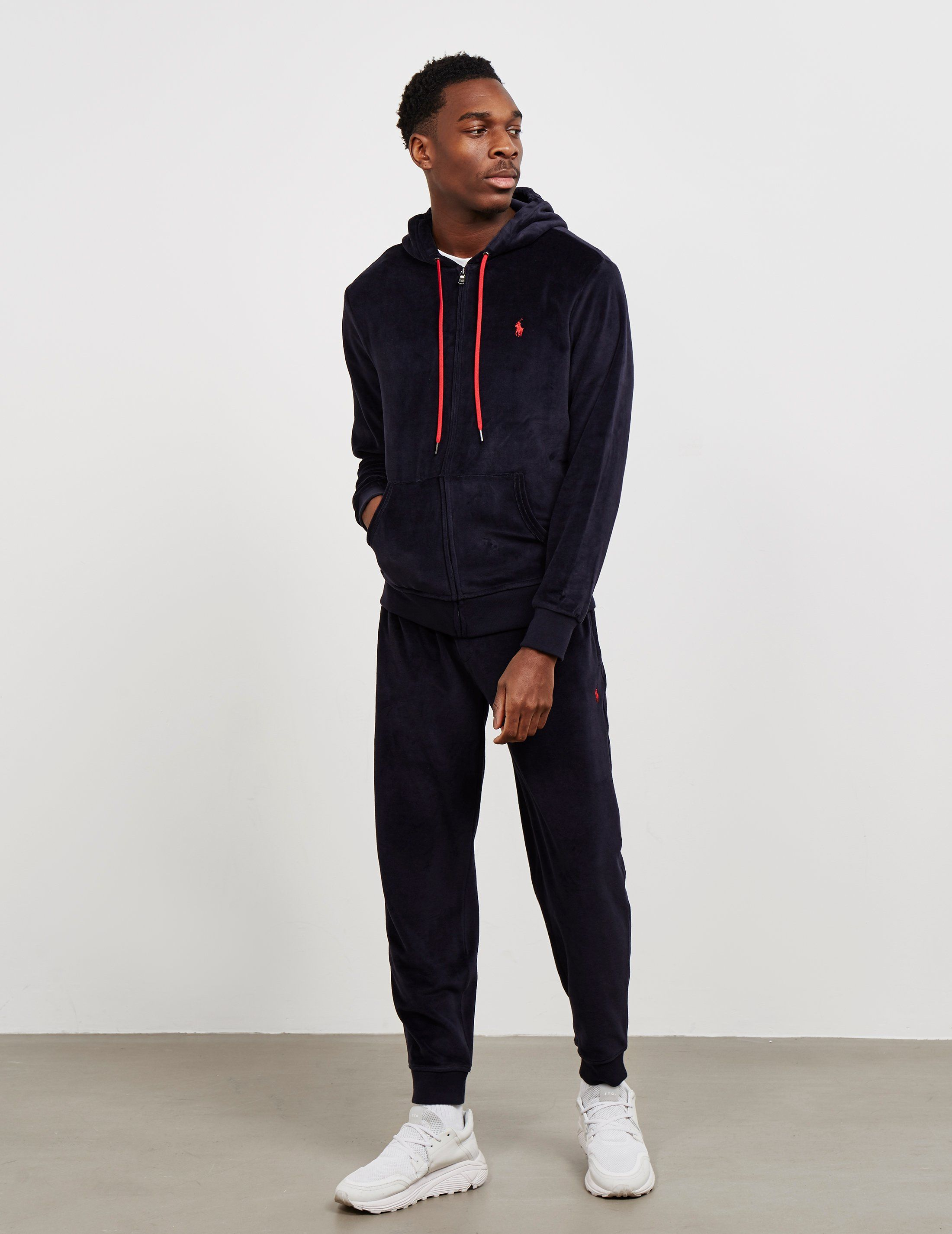 Polo Ralph Lauren Velour Track Pants