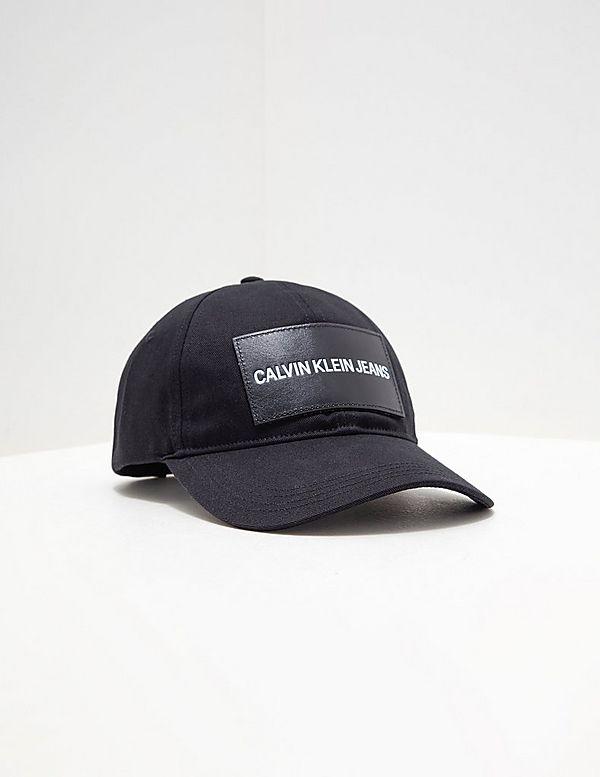 Calvin Klein Jeans Patch Logo Cap  f6483256c