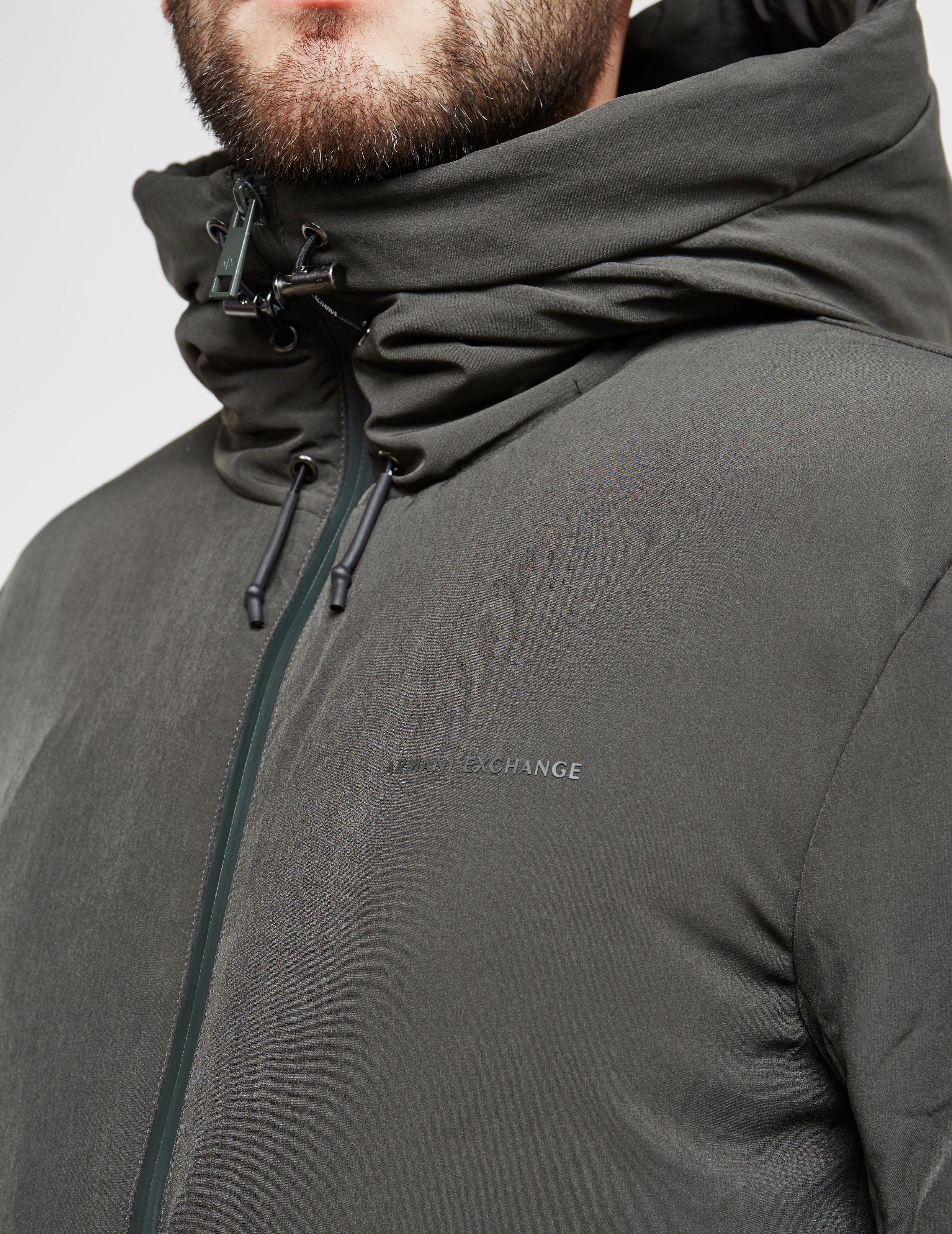 Armani Exchange Protek Padded Jacket