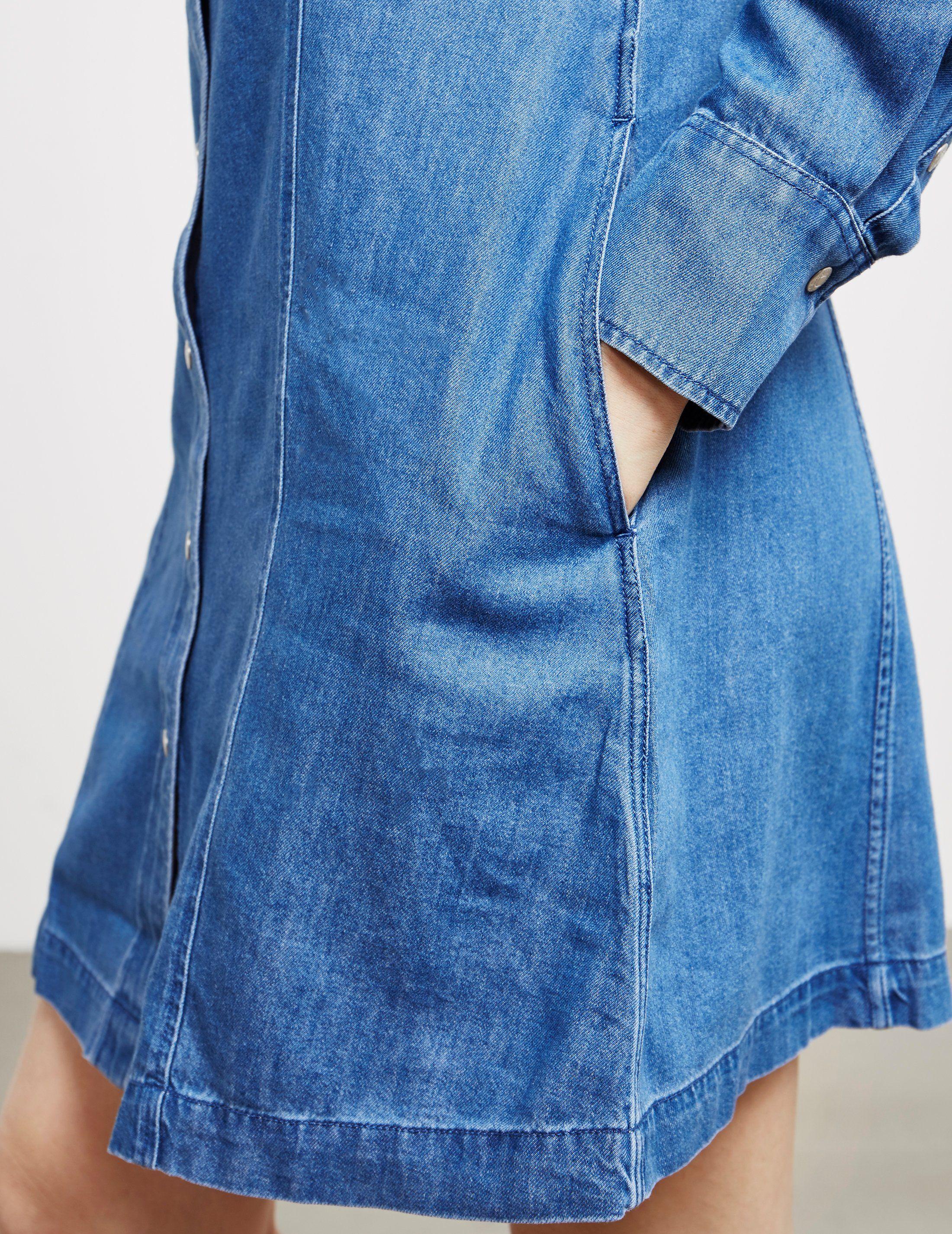 Calvin Klein Jeans Shirt Dress