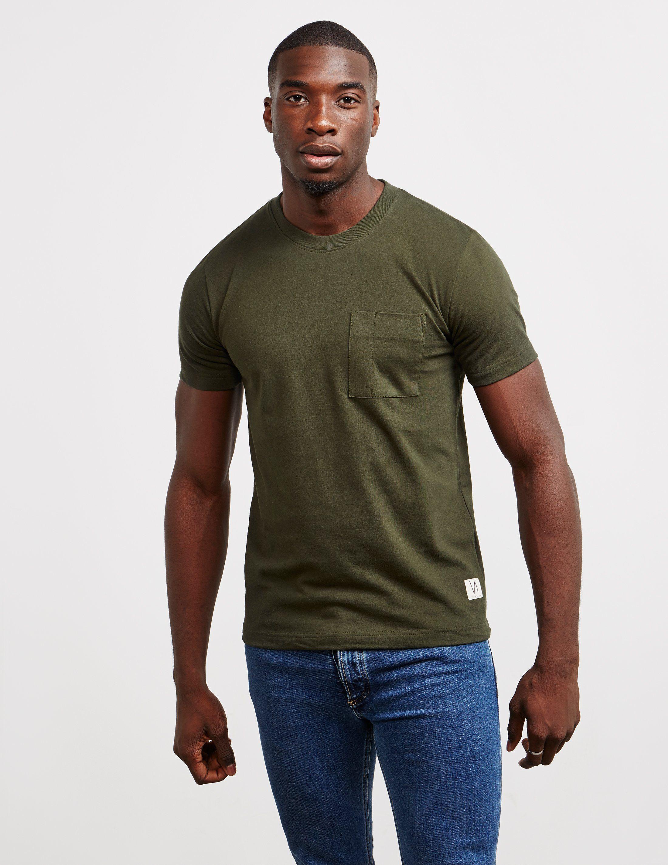 Nudie Jeans Kurt Short Sleeve T-Shirt - Online Exclusive