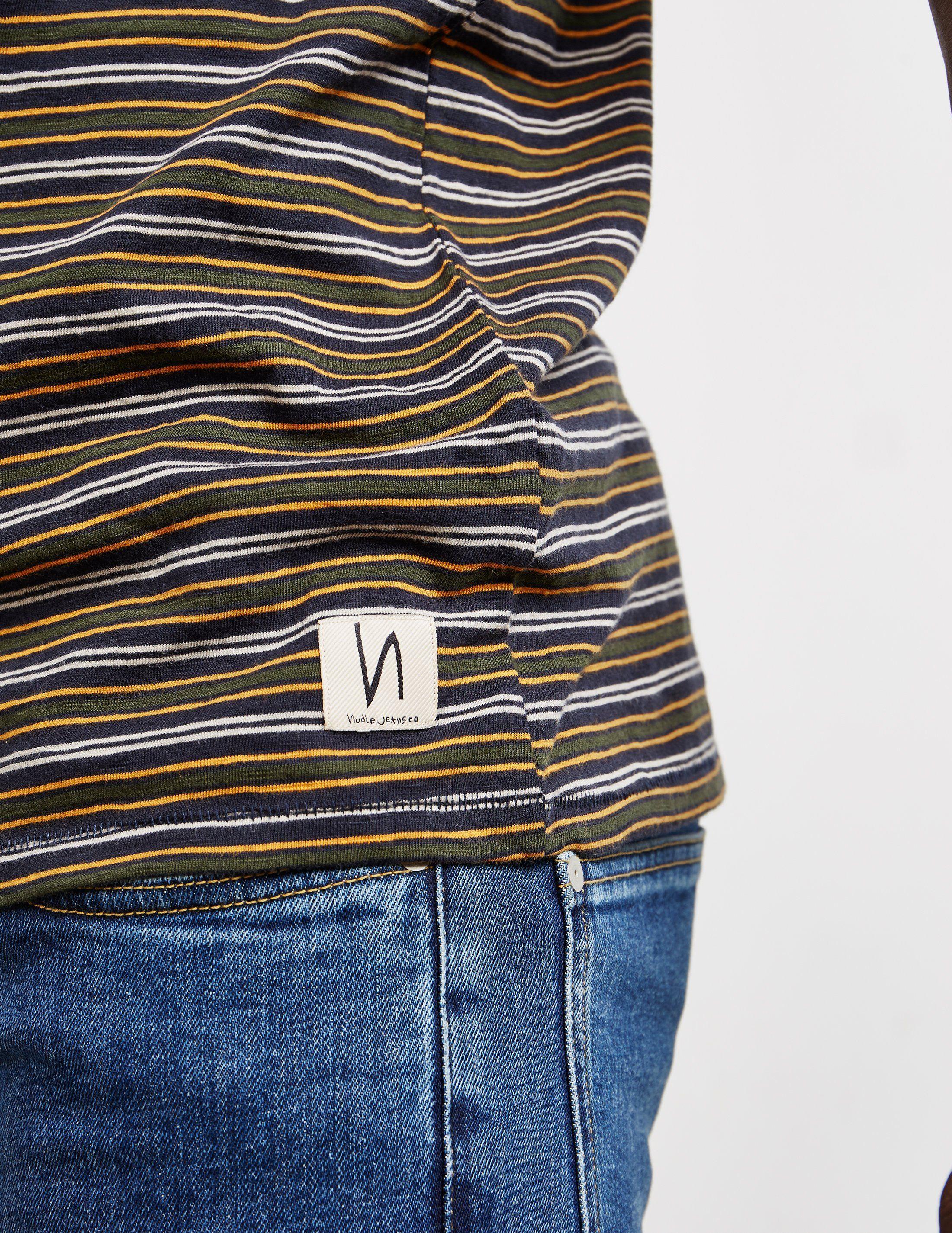 Nudie Jeans Anders Short Sleeve T-Shirt - Online Exclusive