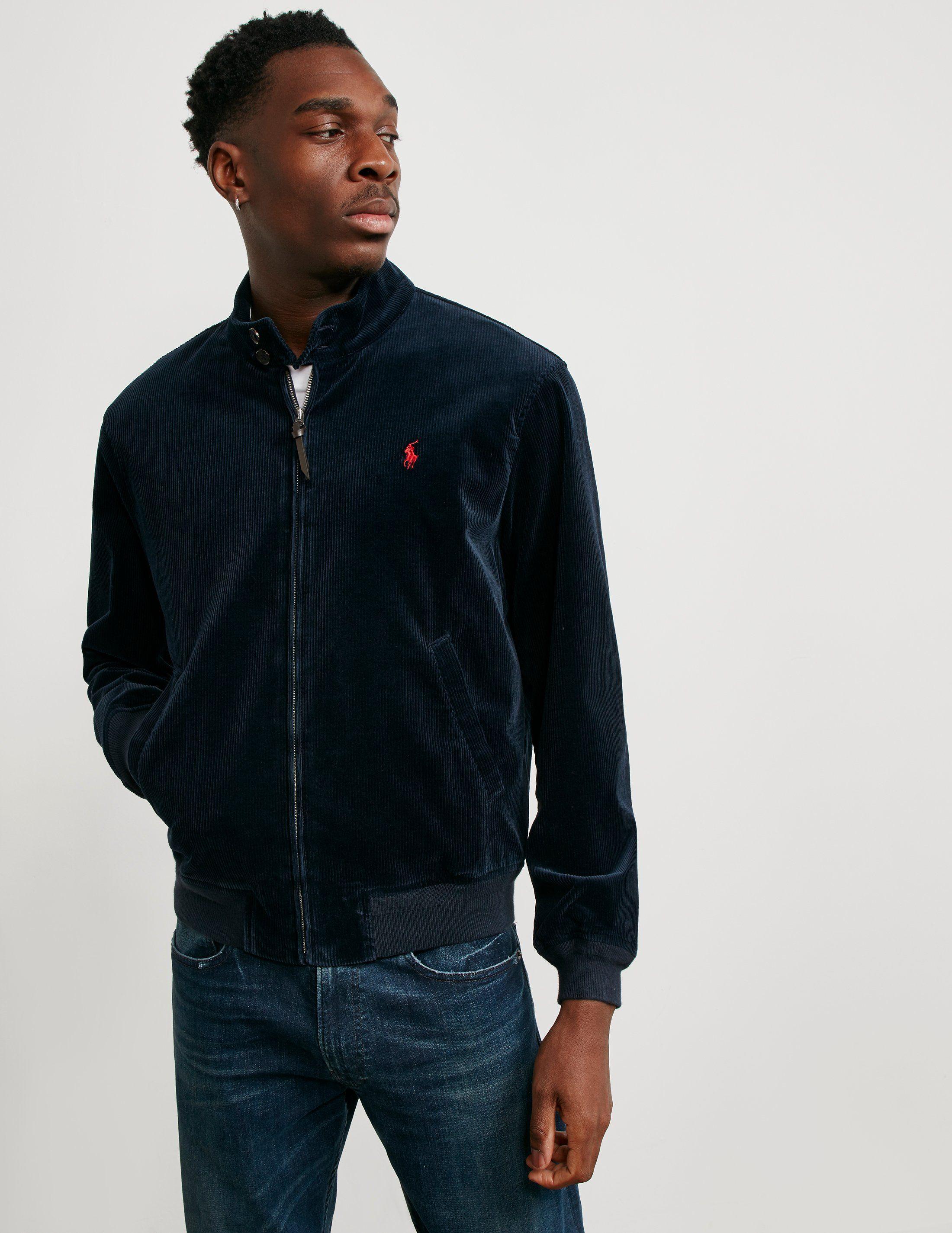 Polo Ralph Lauren Cord Baracuda Jacket
