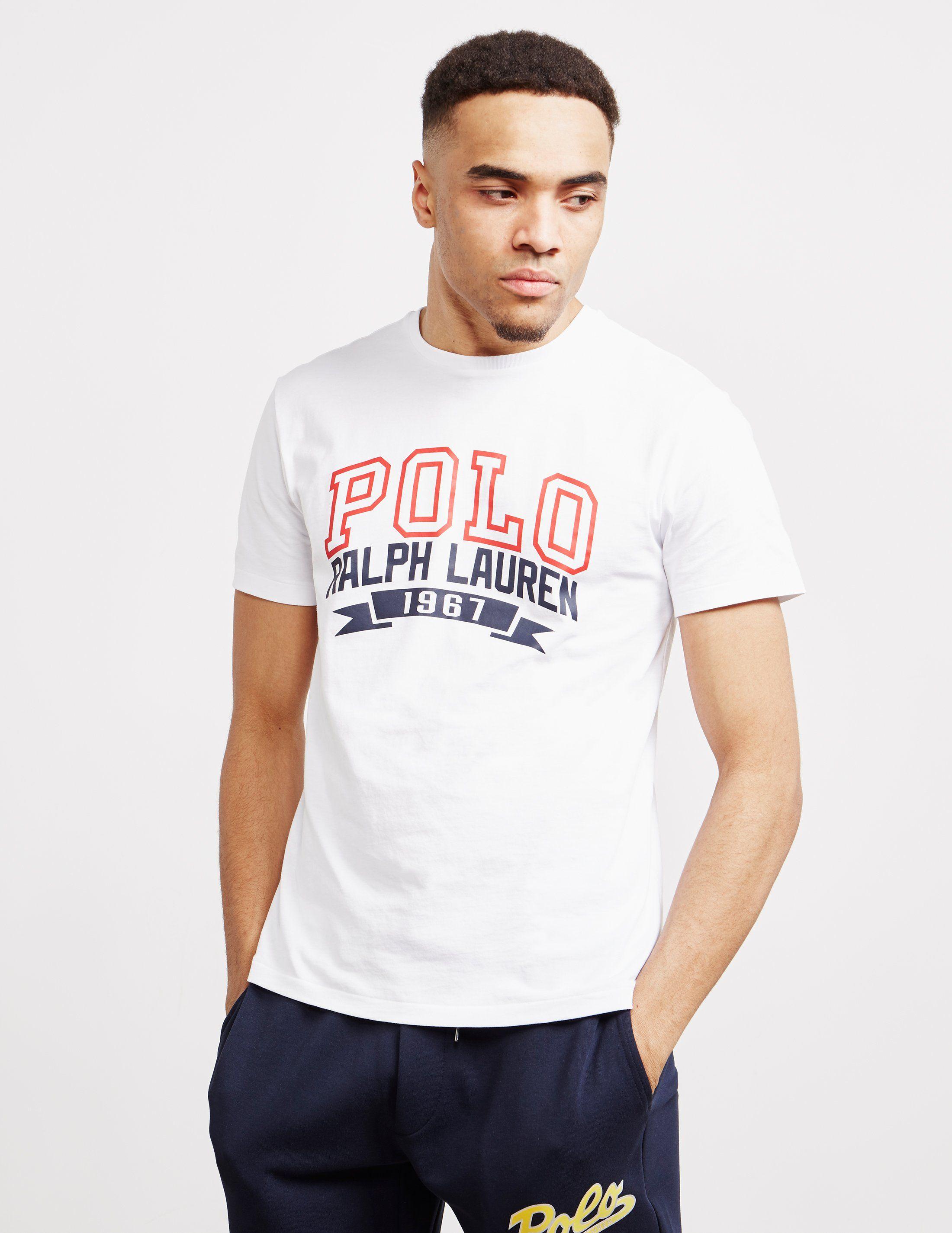 Polo Ralph Lauren Polo Logo Short Sleeve T-Shirt