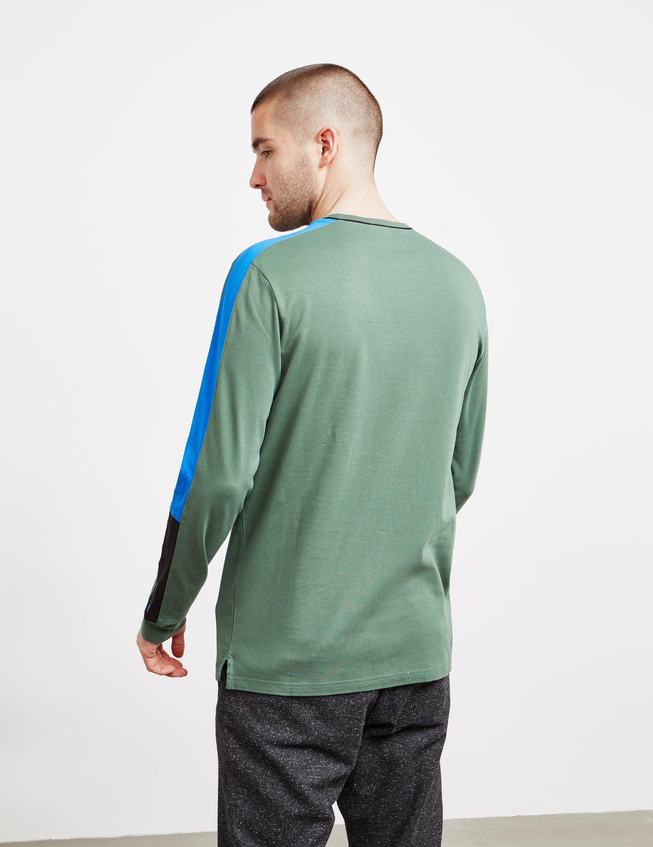 PS Paul Smith Arm Logo Long Sleeve T-Shirt