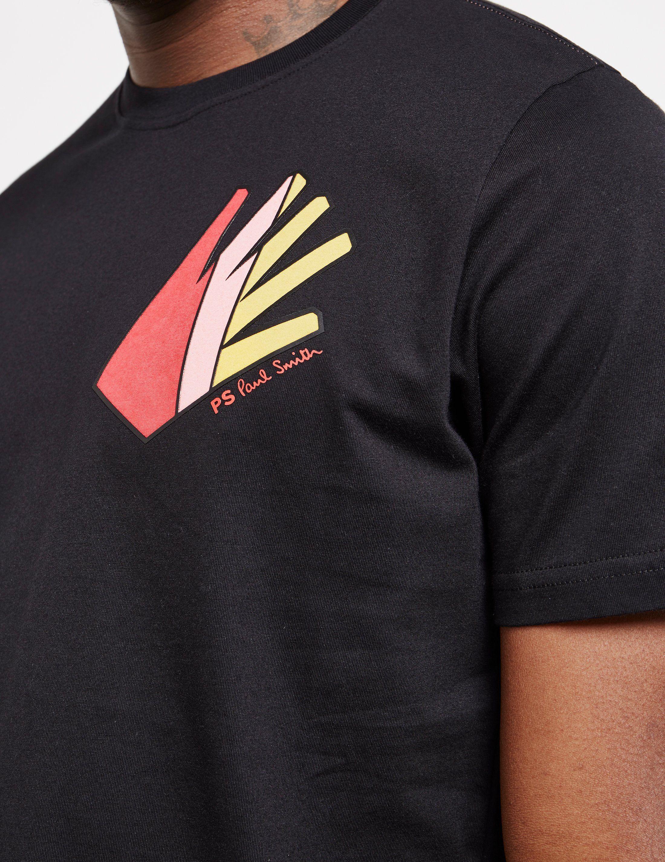 PS Paul Smith High Five Short Sleeve T-Shirt