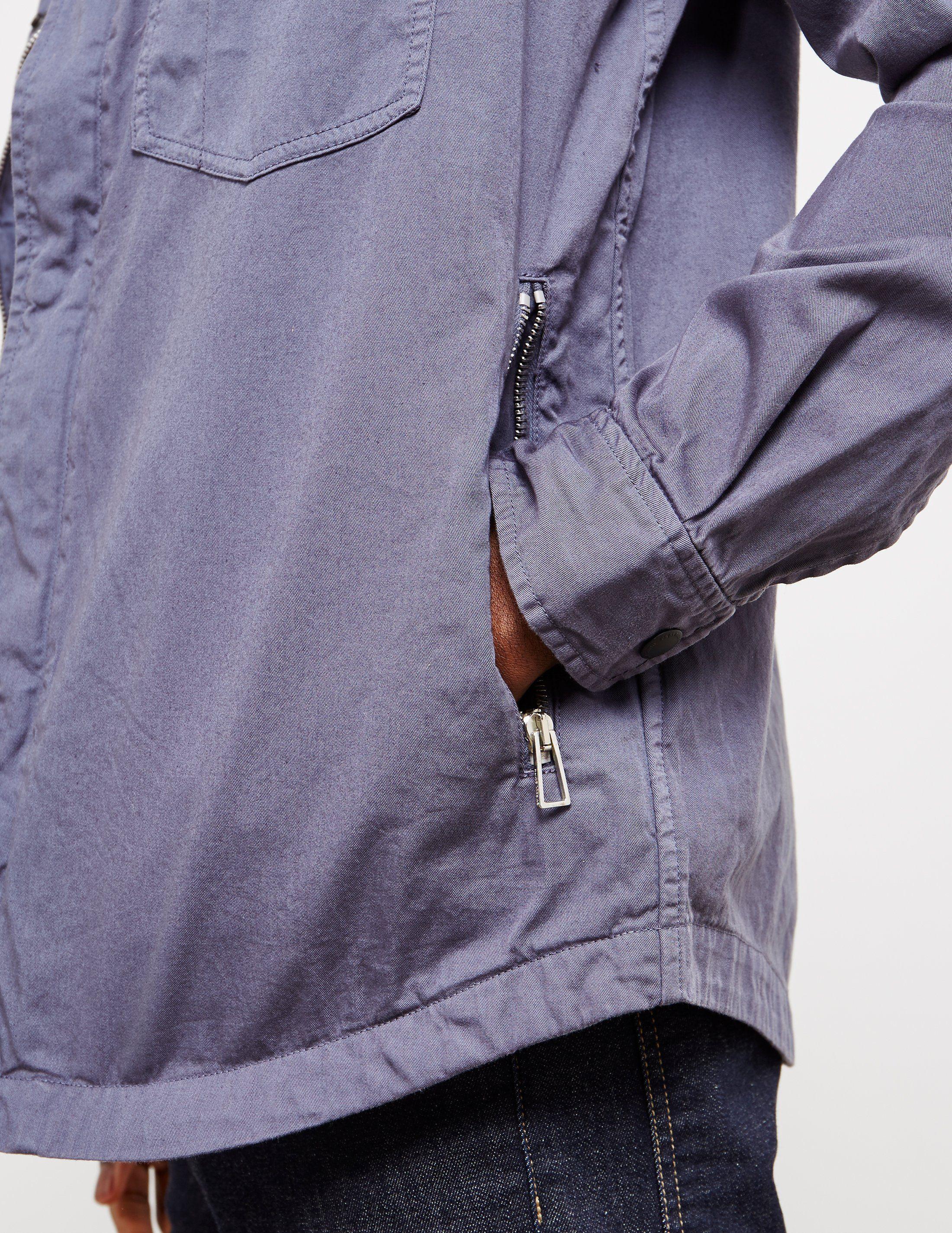 PS Paul Smith Cotton Overshirt