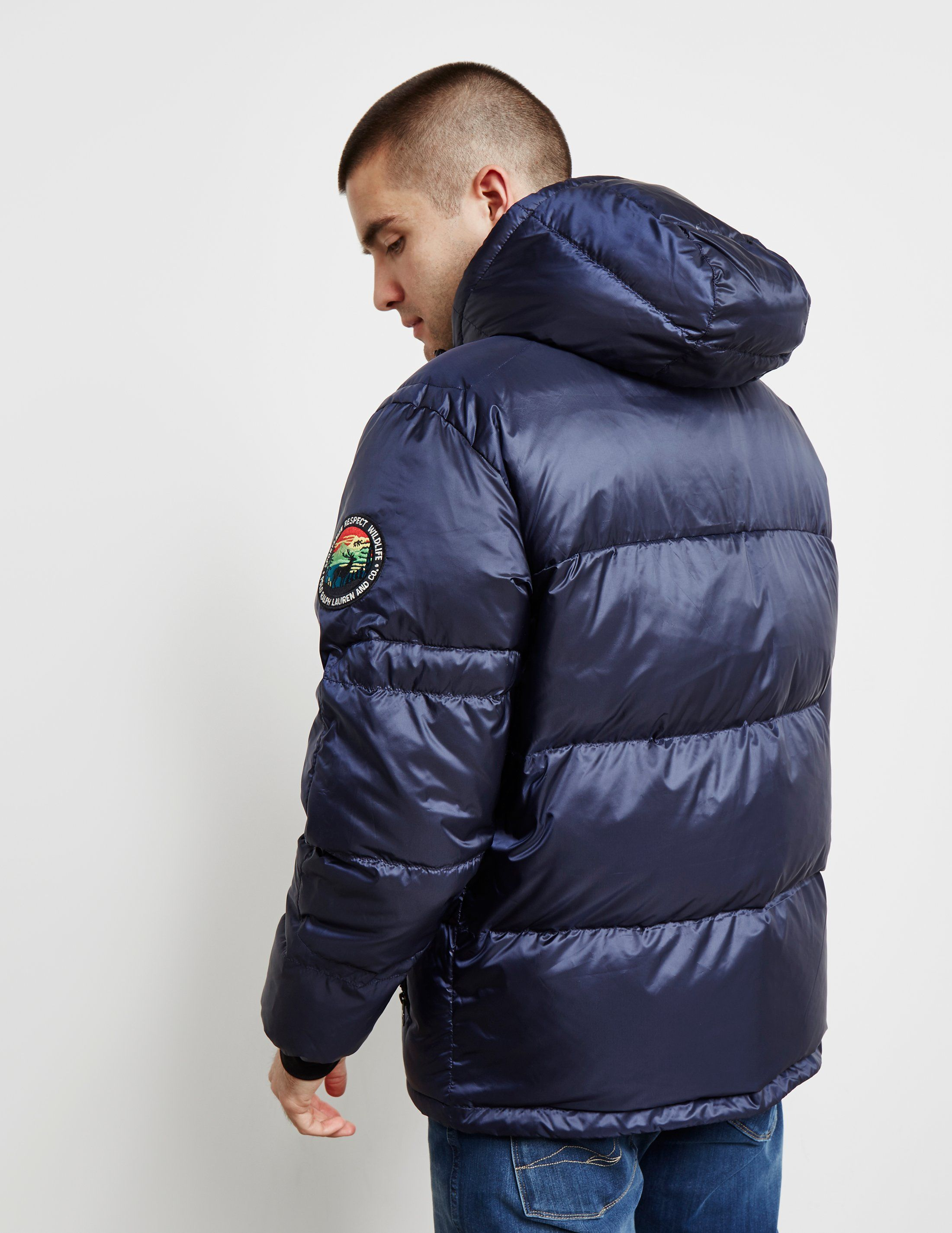 Polo Ralph Lauren Jackson Down Padded Jacket