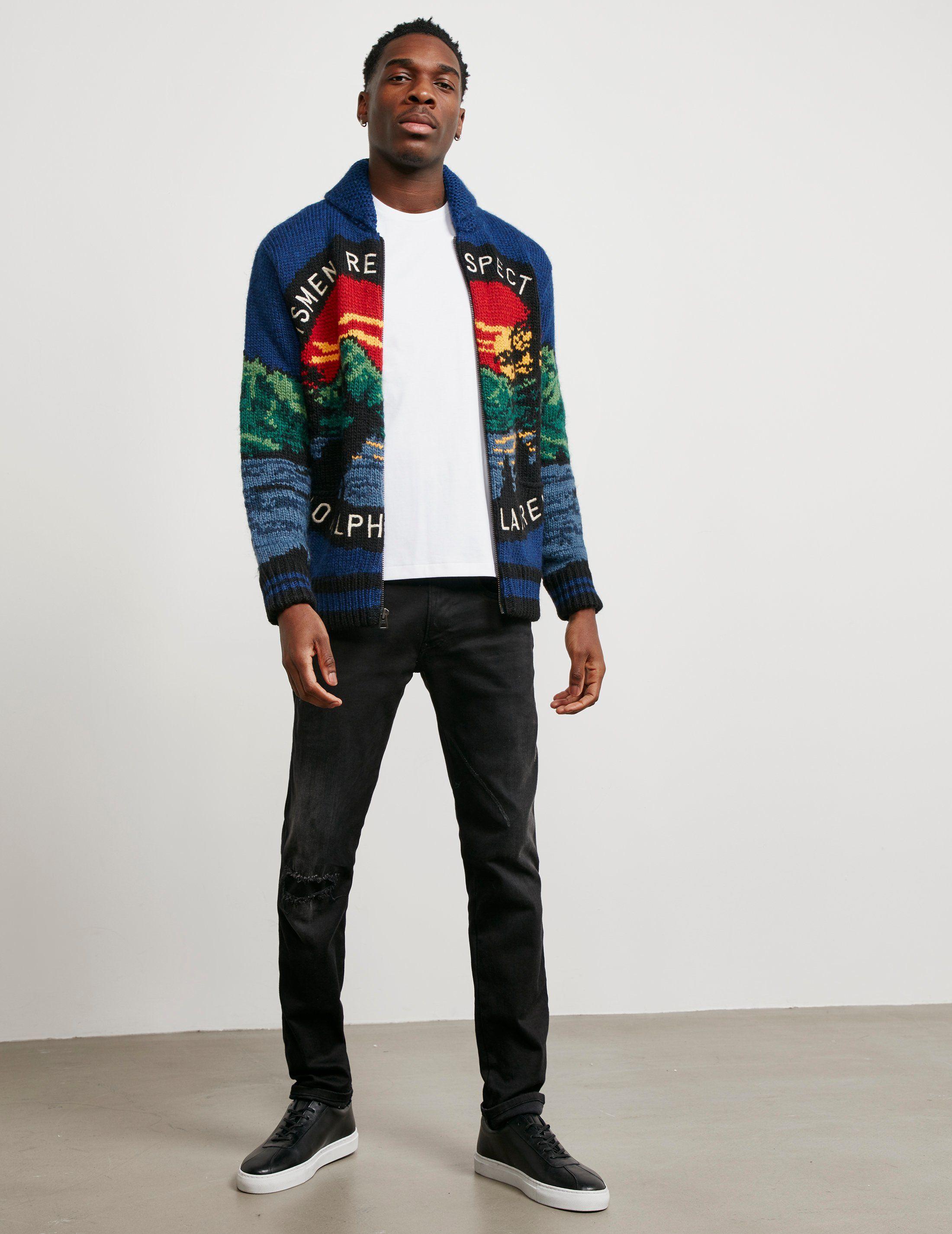 Polo Ralph Lauren Outdoors Full Zip Cardigan