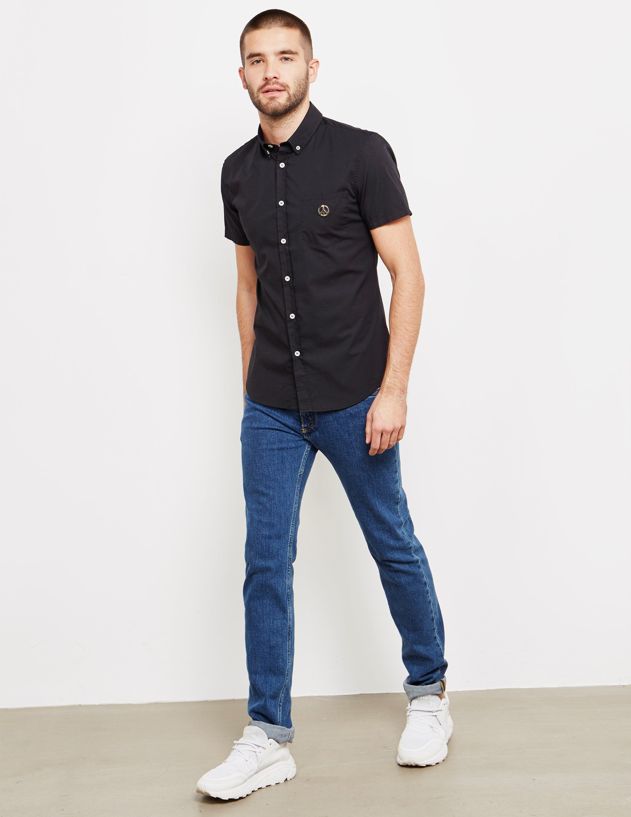 Love Moschino Pocket Short Sleeve Shirt