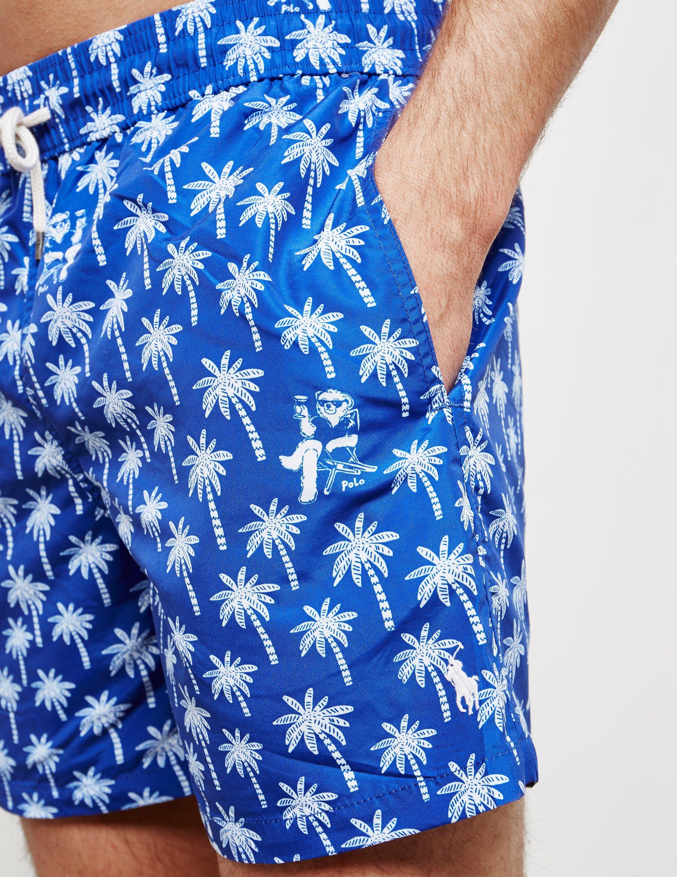 Polo Ralph Lauren Palm Swim Shorts