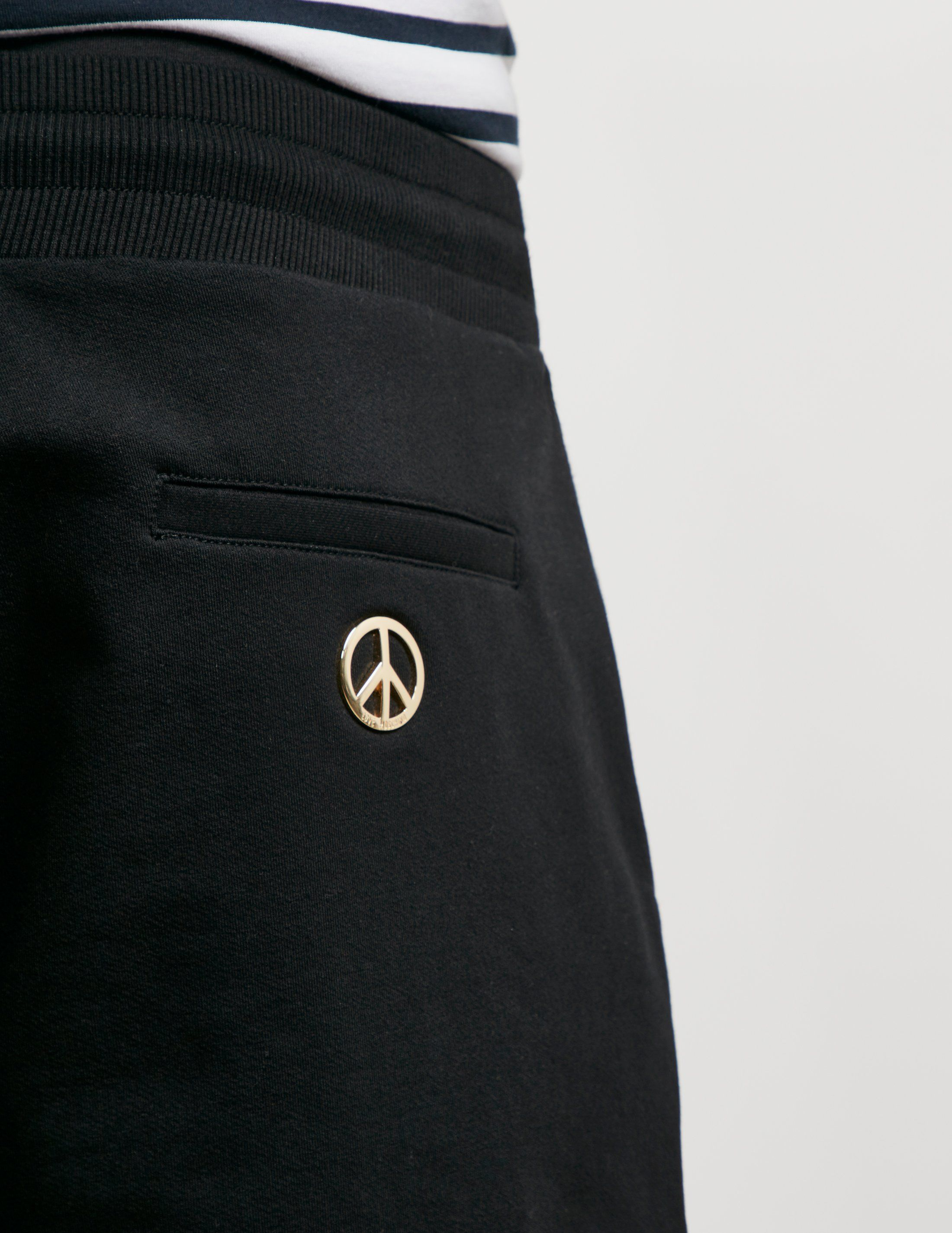 Love Moschino Peace Shorts