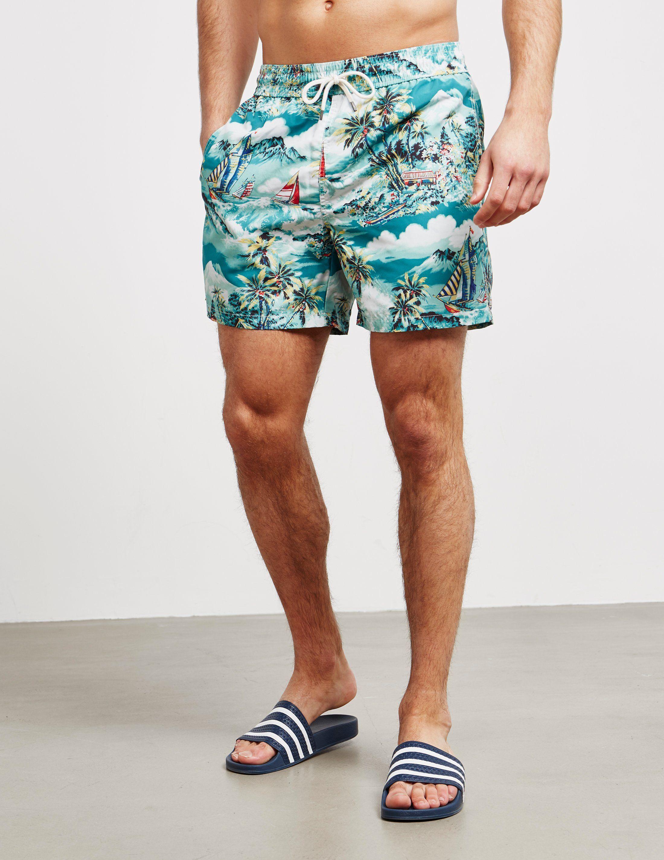 Polo Ralph Lauren Boat Swim Shorts