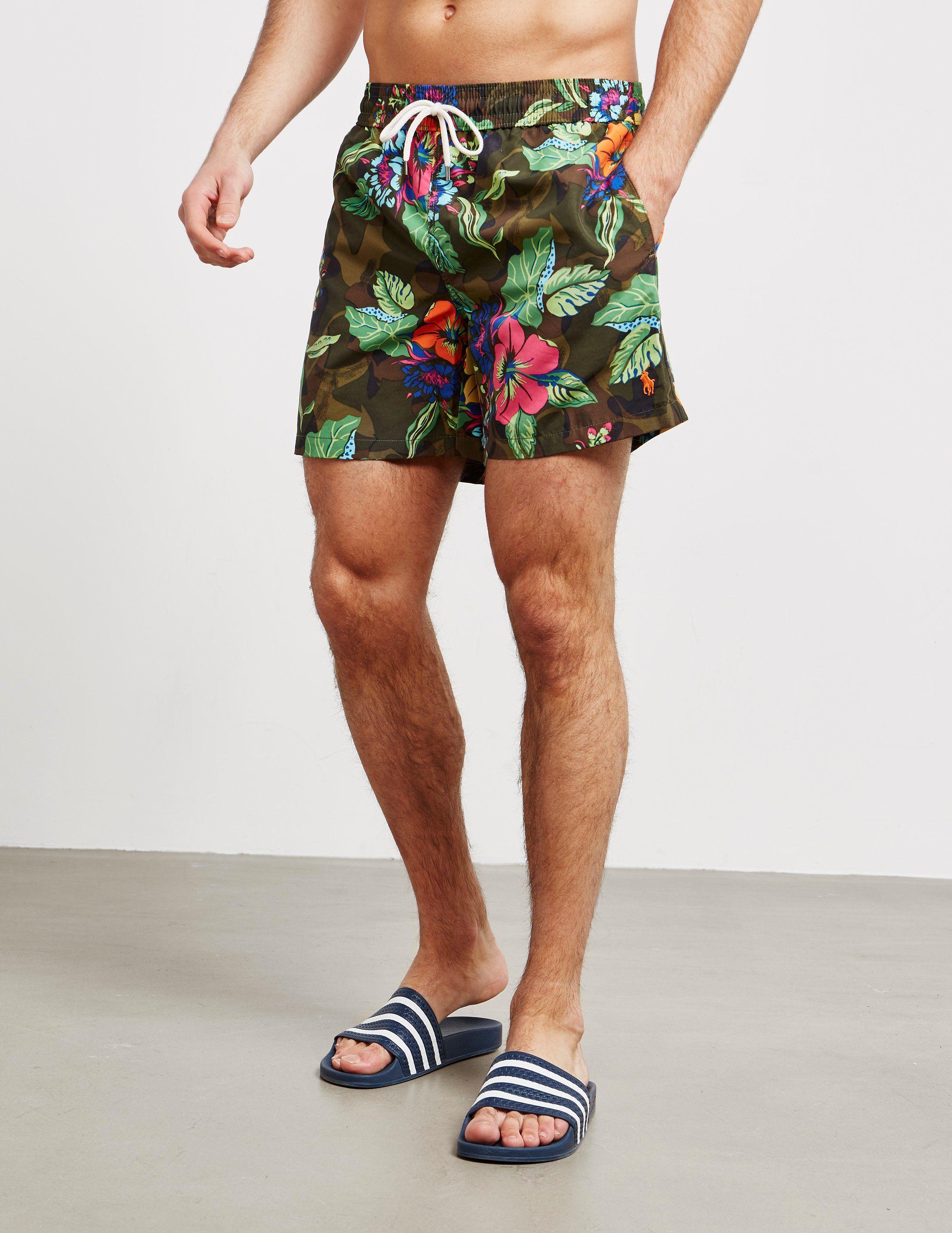 Polo Ralph Lauren Tropical Swim Shorts