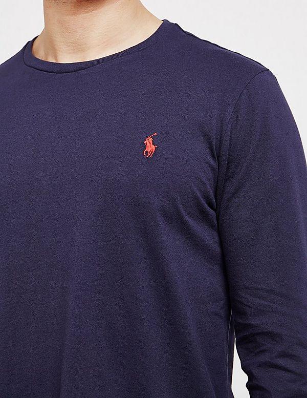 Polo Ralph Lauren Basic Long Sleeve T-Shirt  8dd8c0b83e70